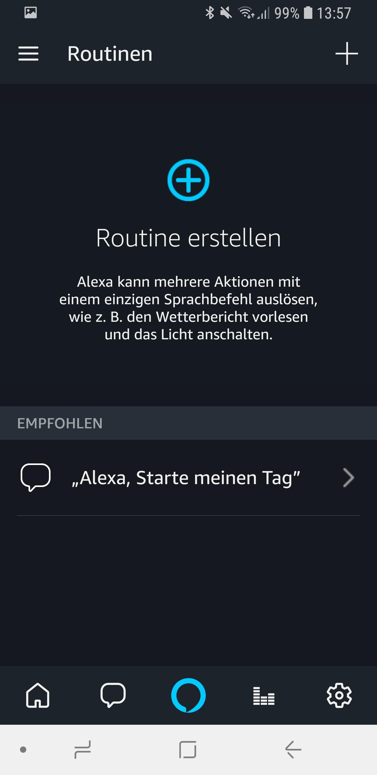 Alexa sagt 02