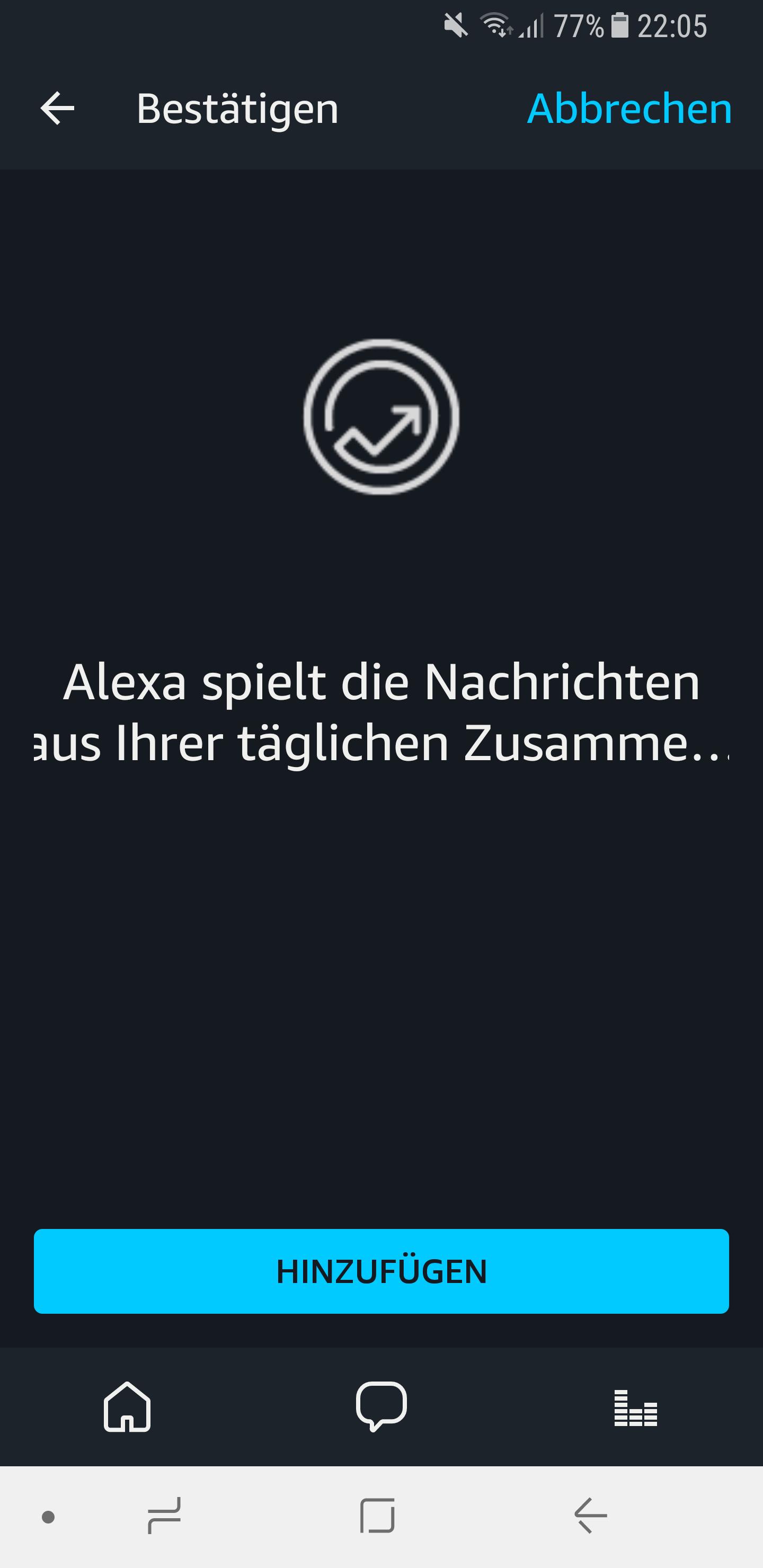 Routinen in der Amazon Alexa App einrichten und nutzen 14
