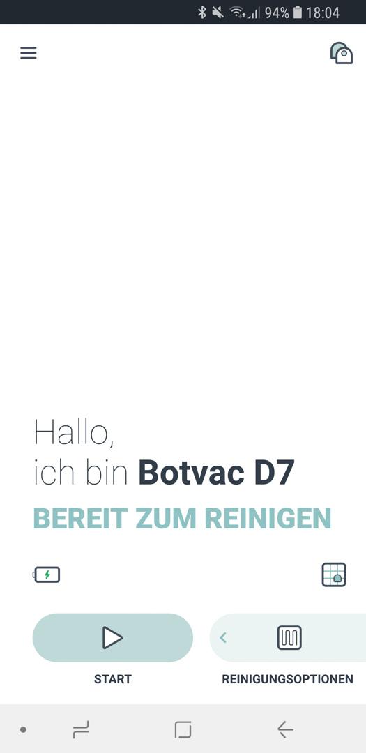 Neato Botvac D7 App Details 01