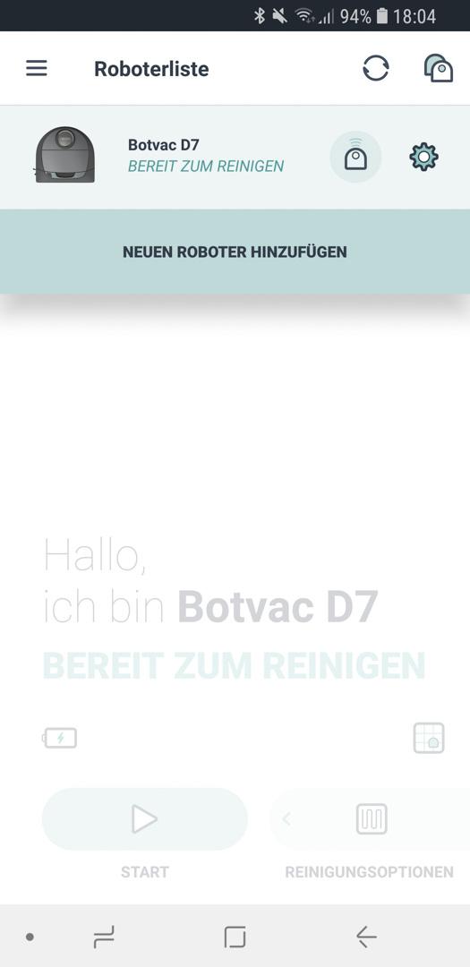 Neato Botvac D7 App Details 02