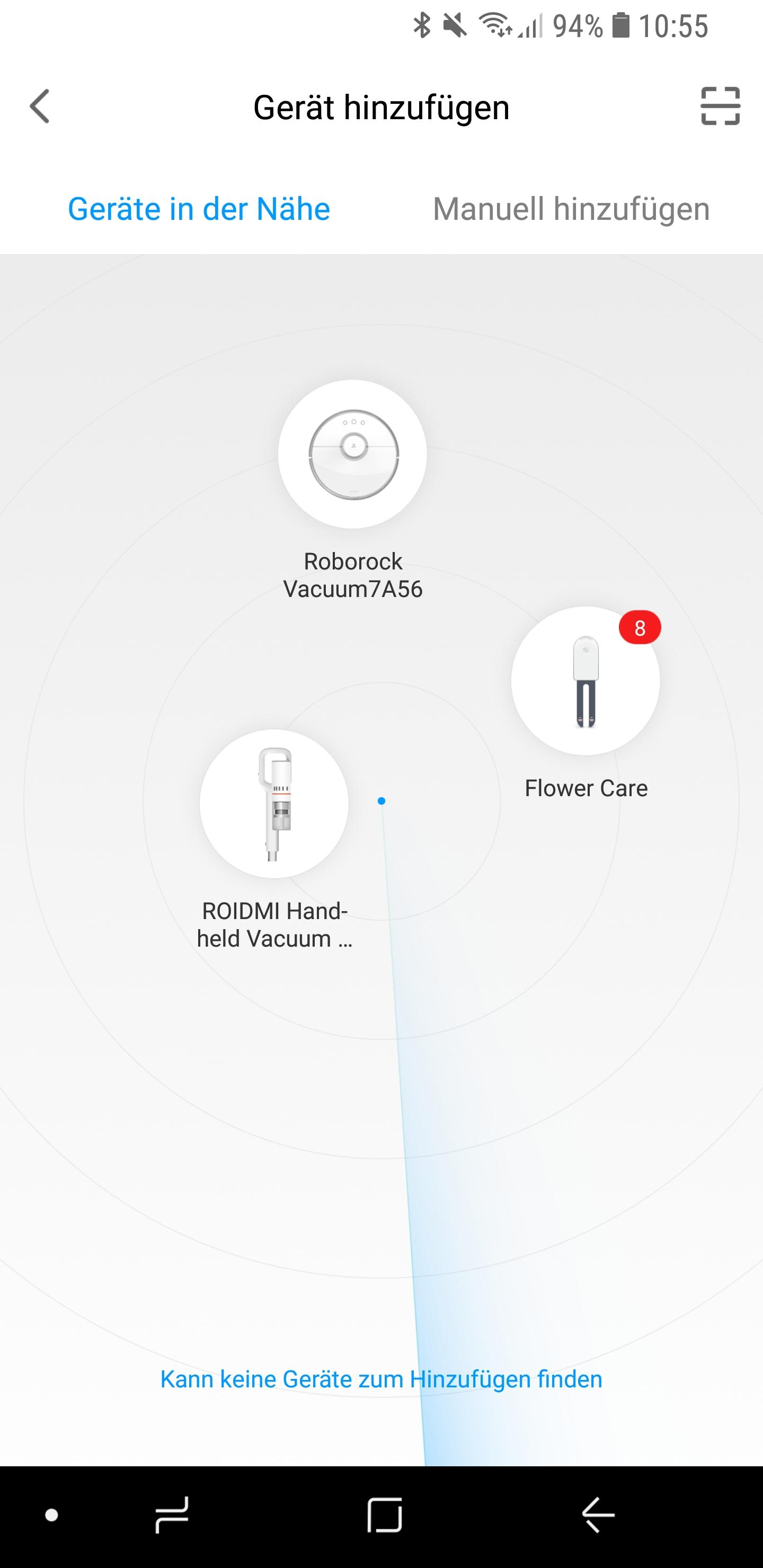 Xiaomi-roborock-S55-einrichten-2