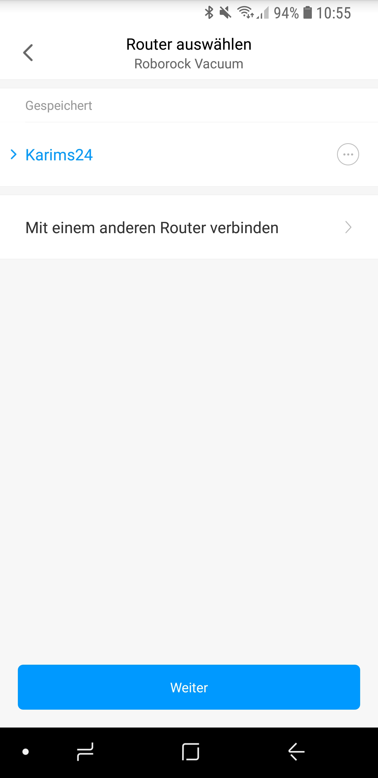 Xiaomi-roborock-S55-einrichten-3
