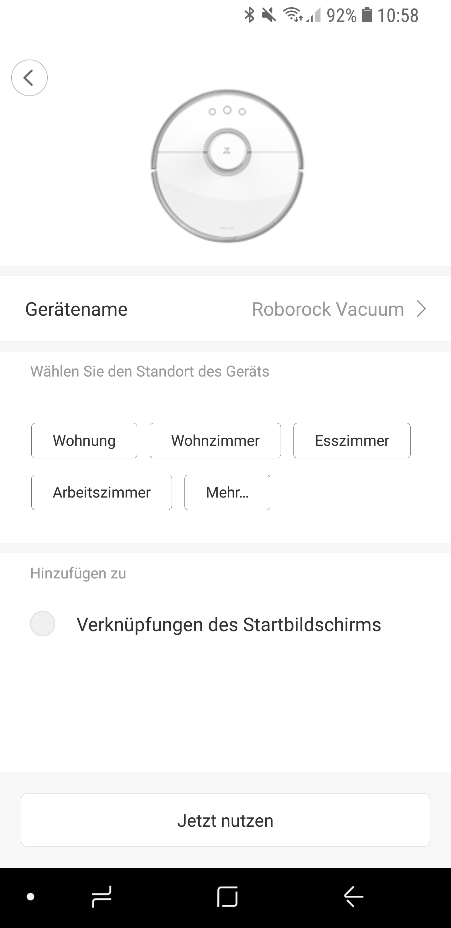 Xiaomi-roborock-S55-einrichten-6
