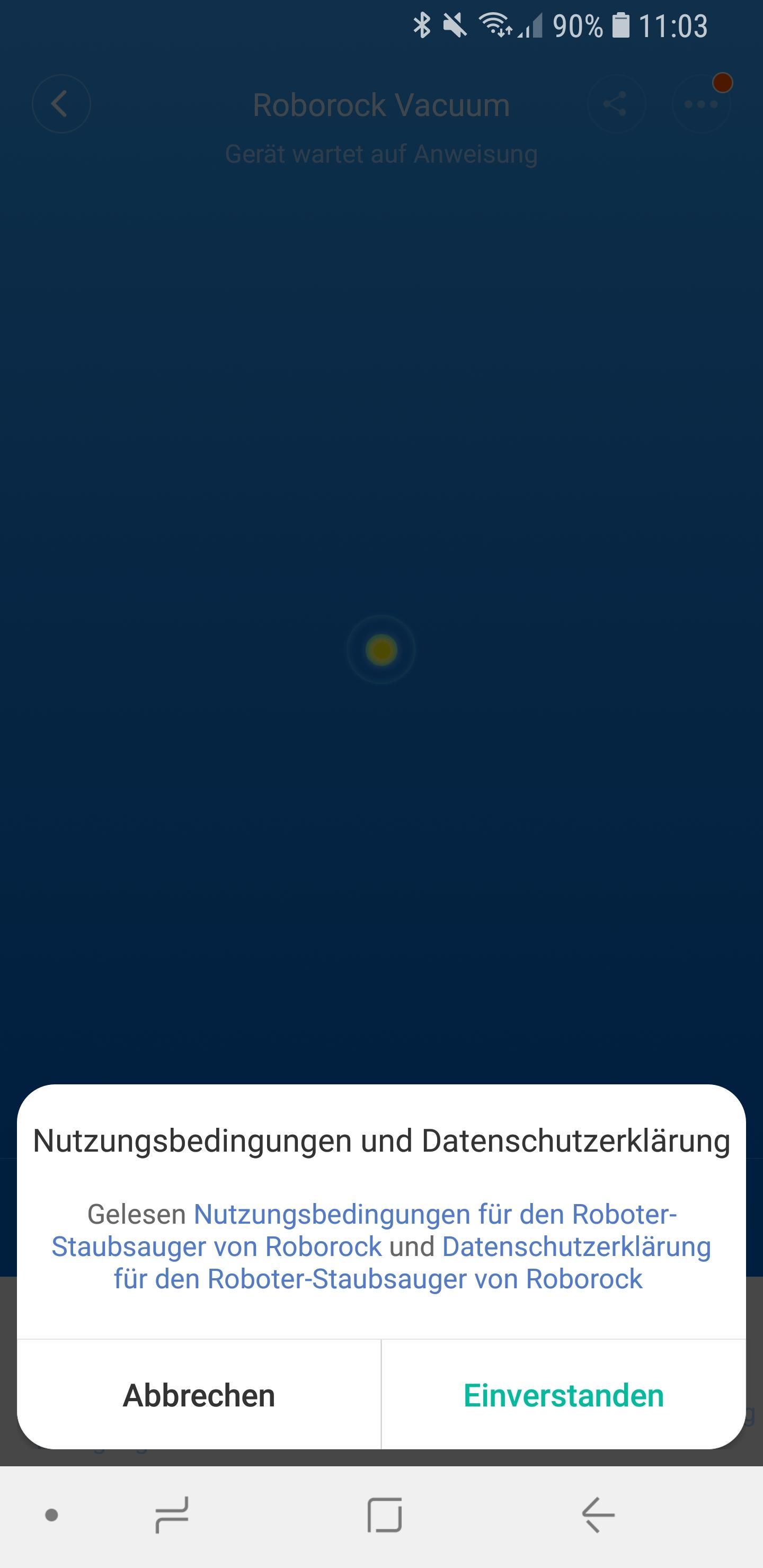 Xiaomi-roborock-S55-einrichten-8