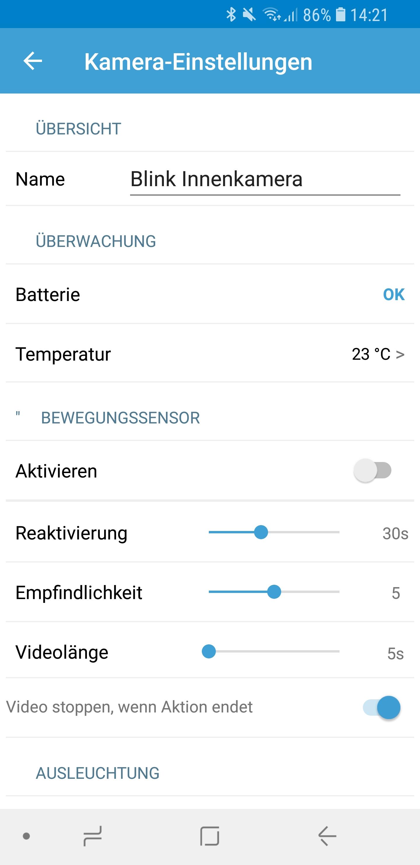 Blink App 10