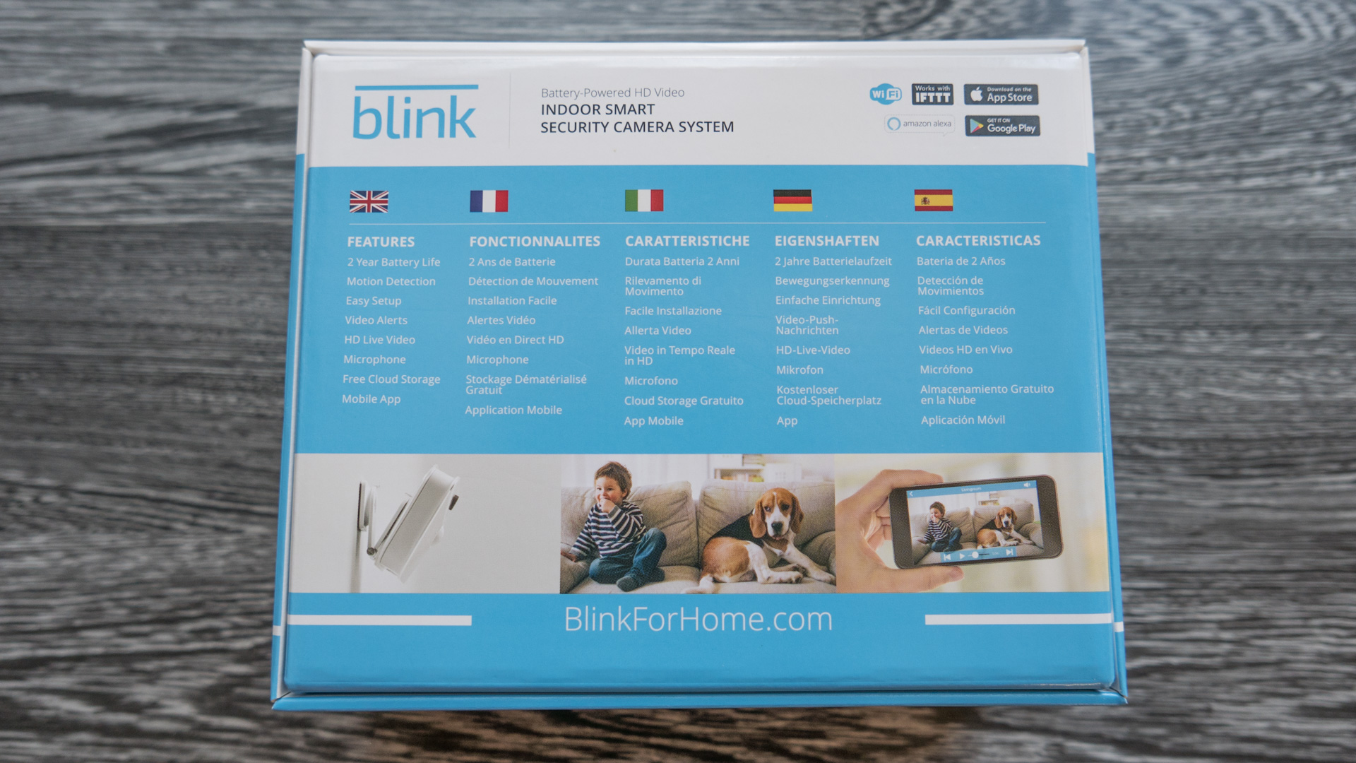 Blink Classic Unboxing 04