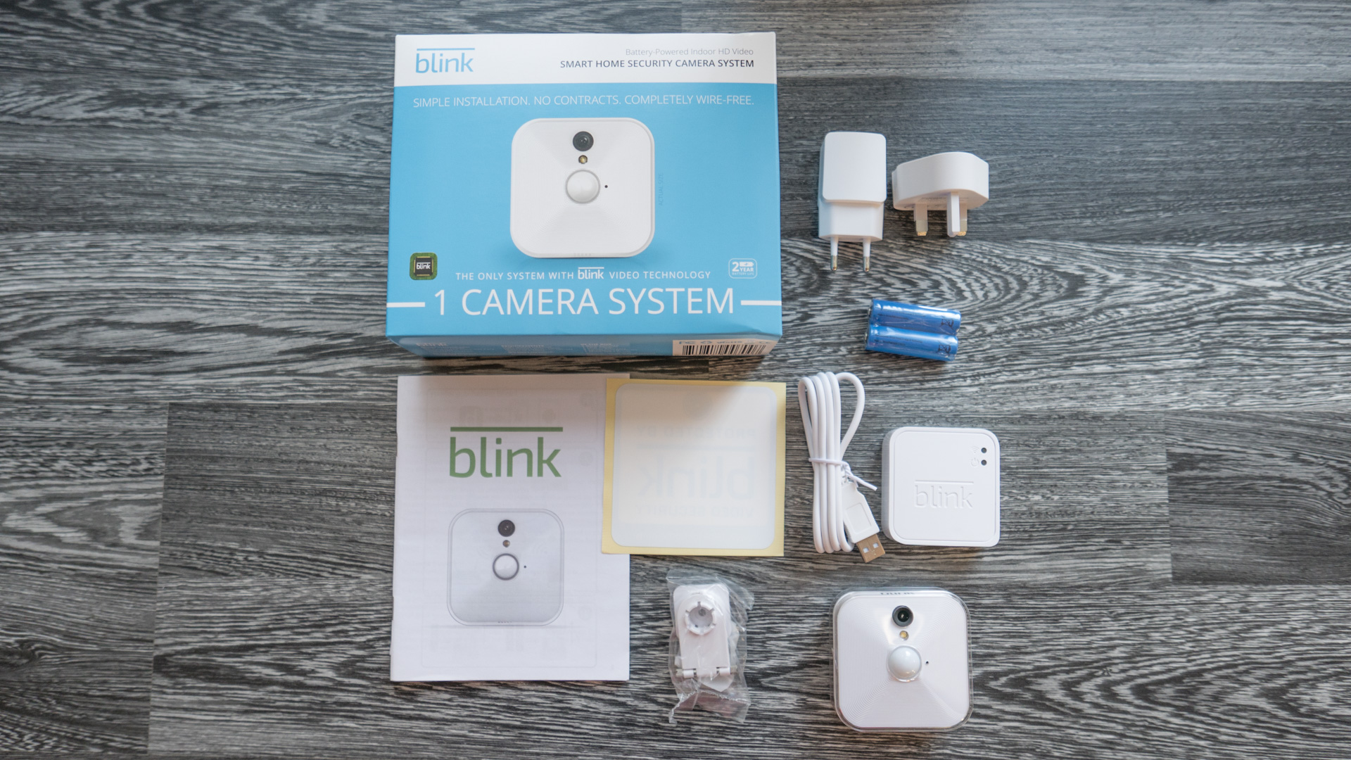 Blink Classic Unboxing 10