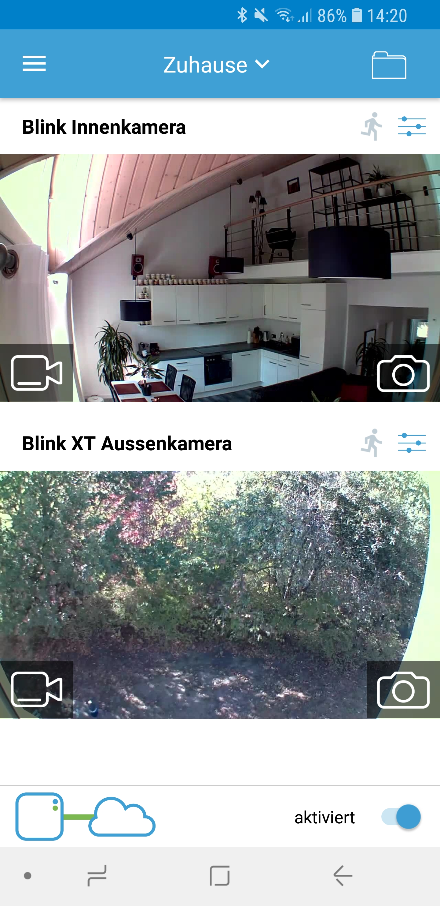 Blink XT App 09