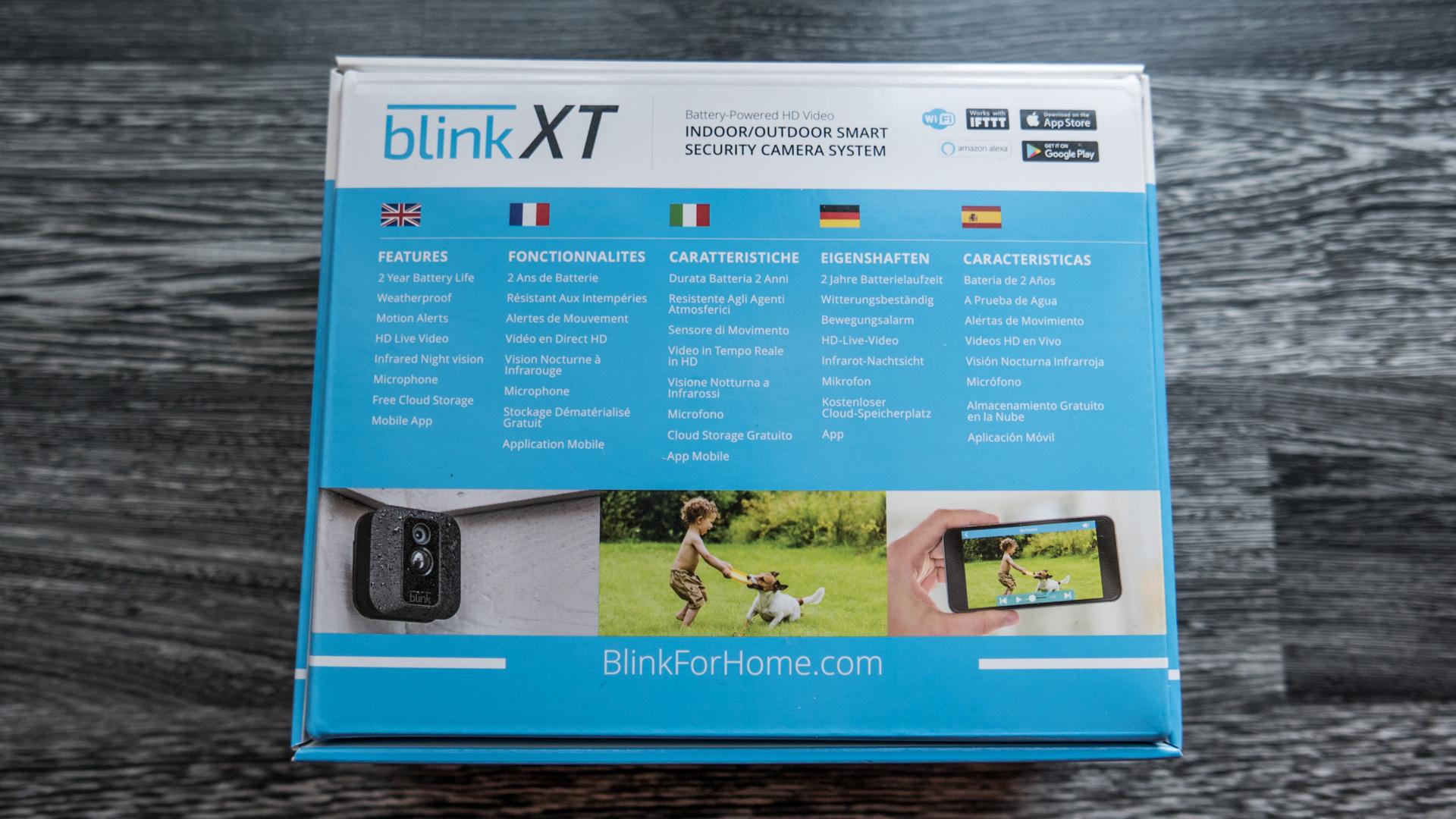 Blink XT Unboxing 03