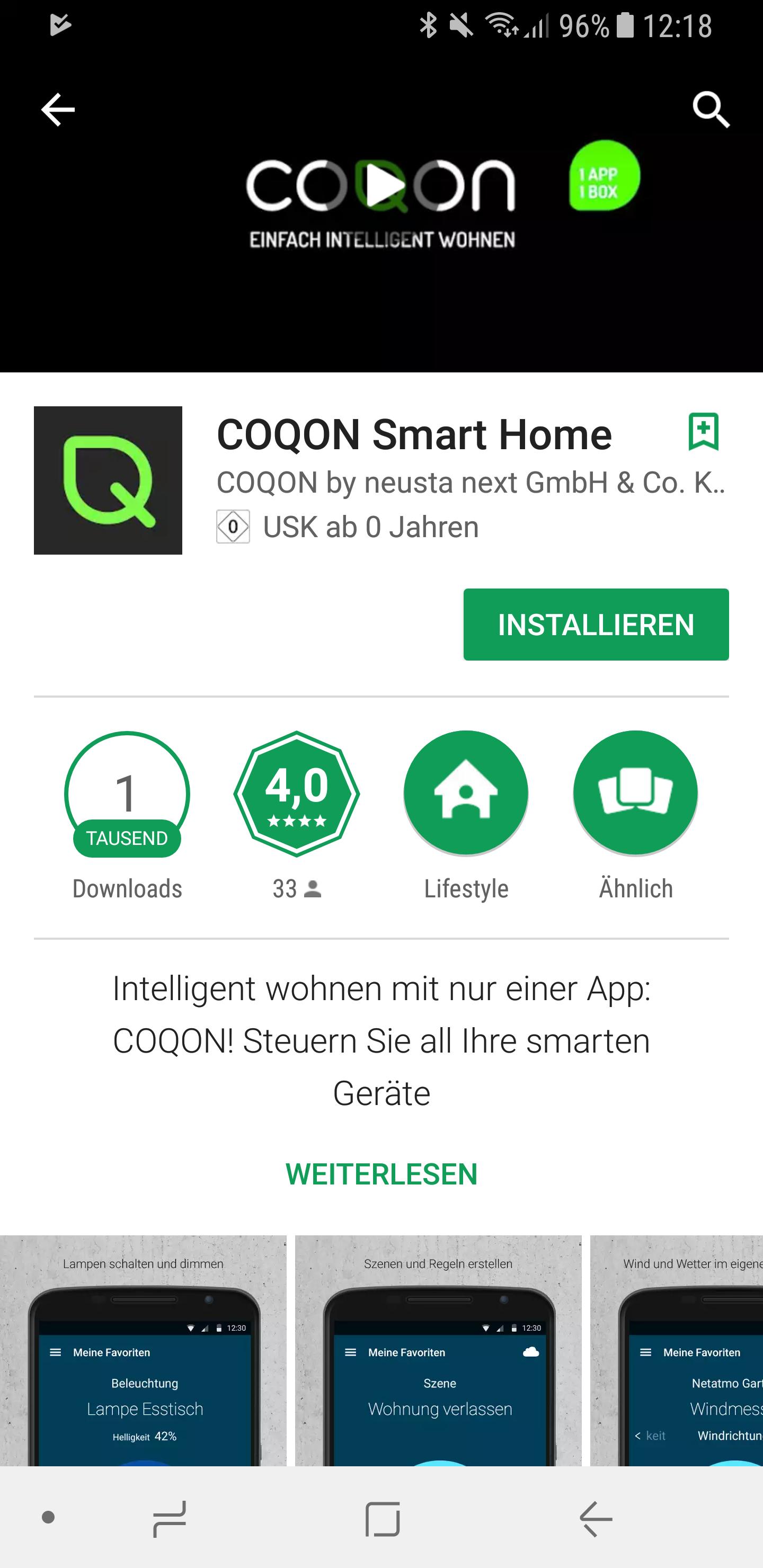COQON-App-installieren-1