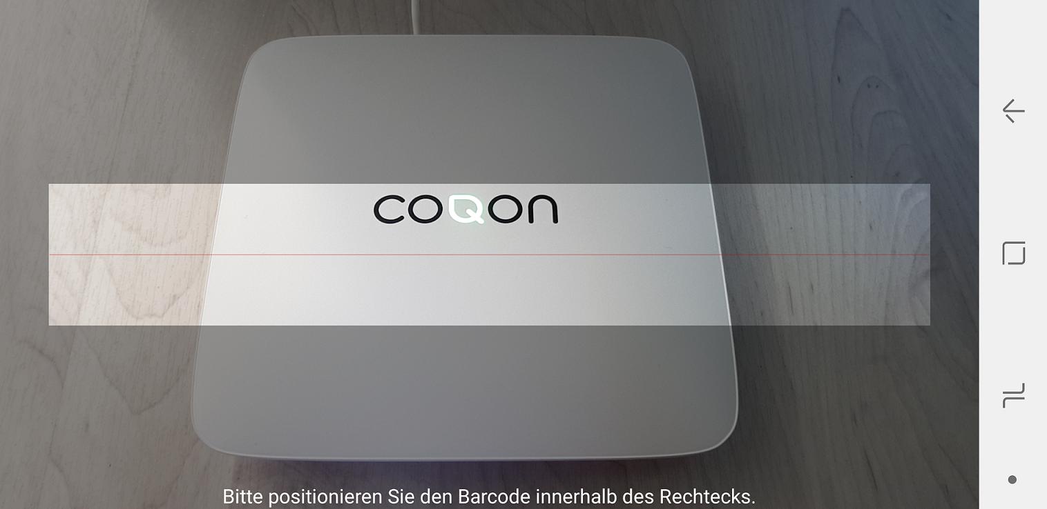 COQON App installieren 11