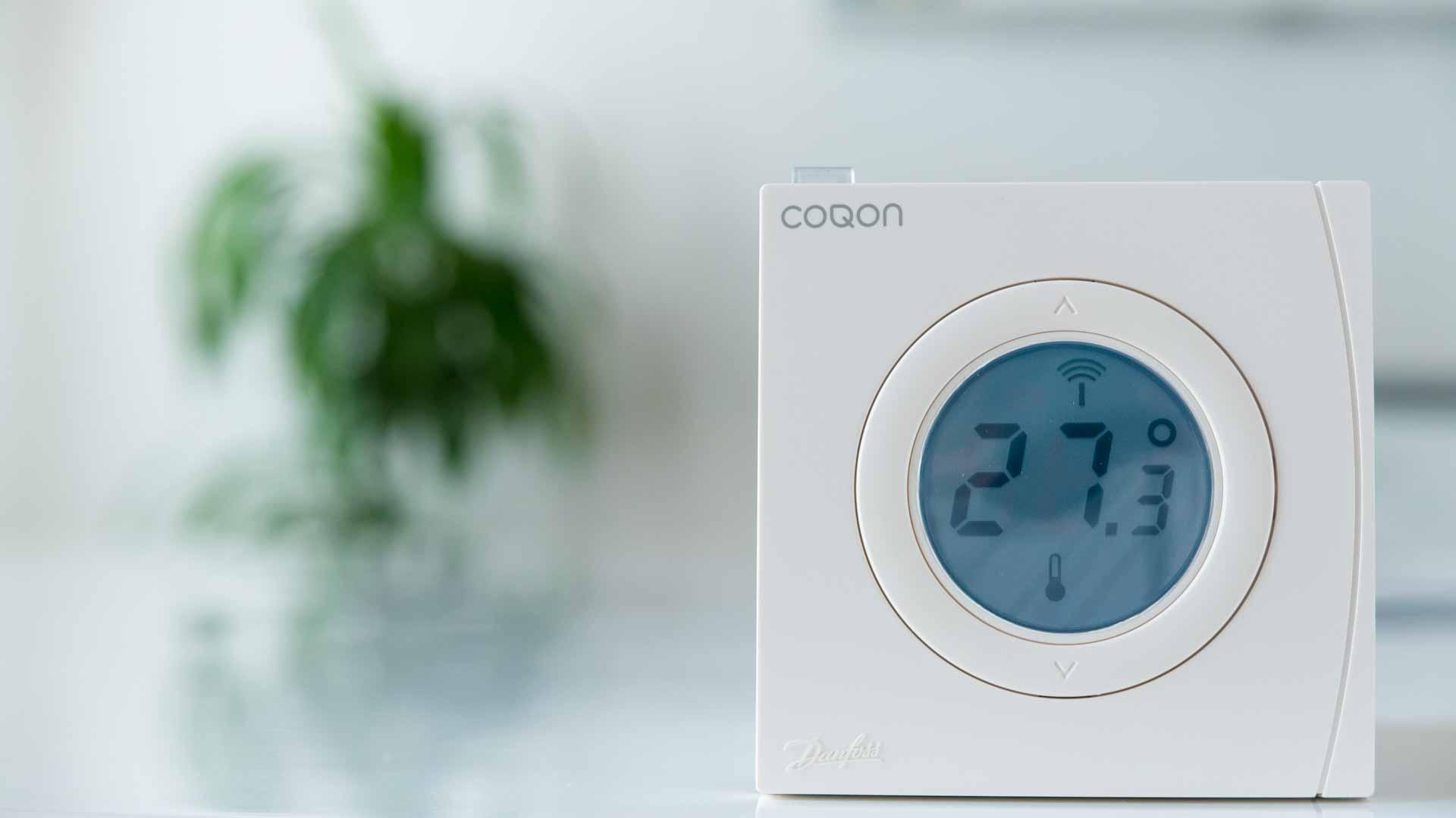 COQON-Wandtermostat-Logo