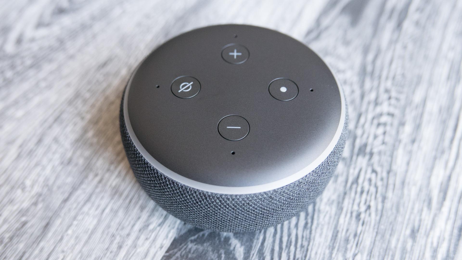 Echo Dot 3. Generation 01