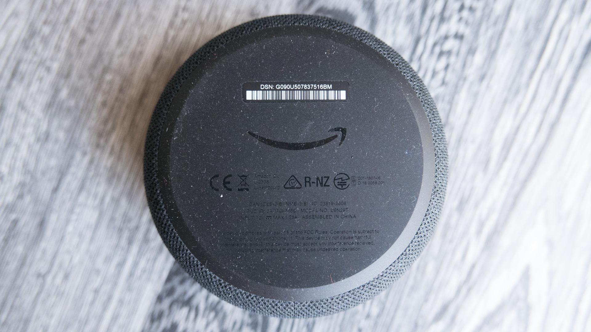 Echo Dot 3. Generation 05