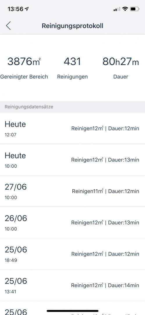 App-Protokoll