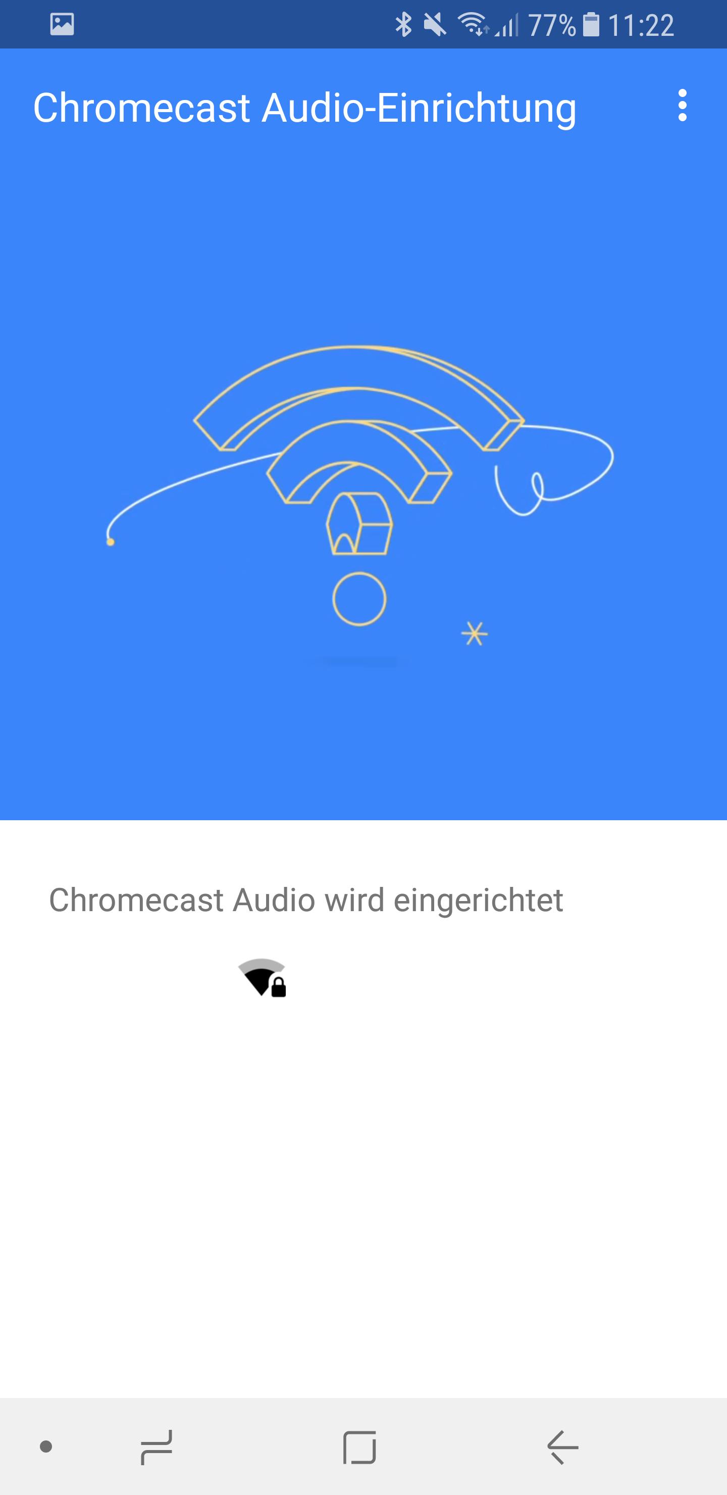 Google Chromecast Audio einrichten 9