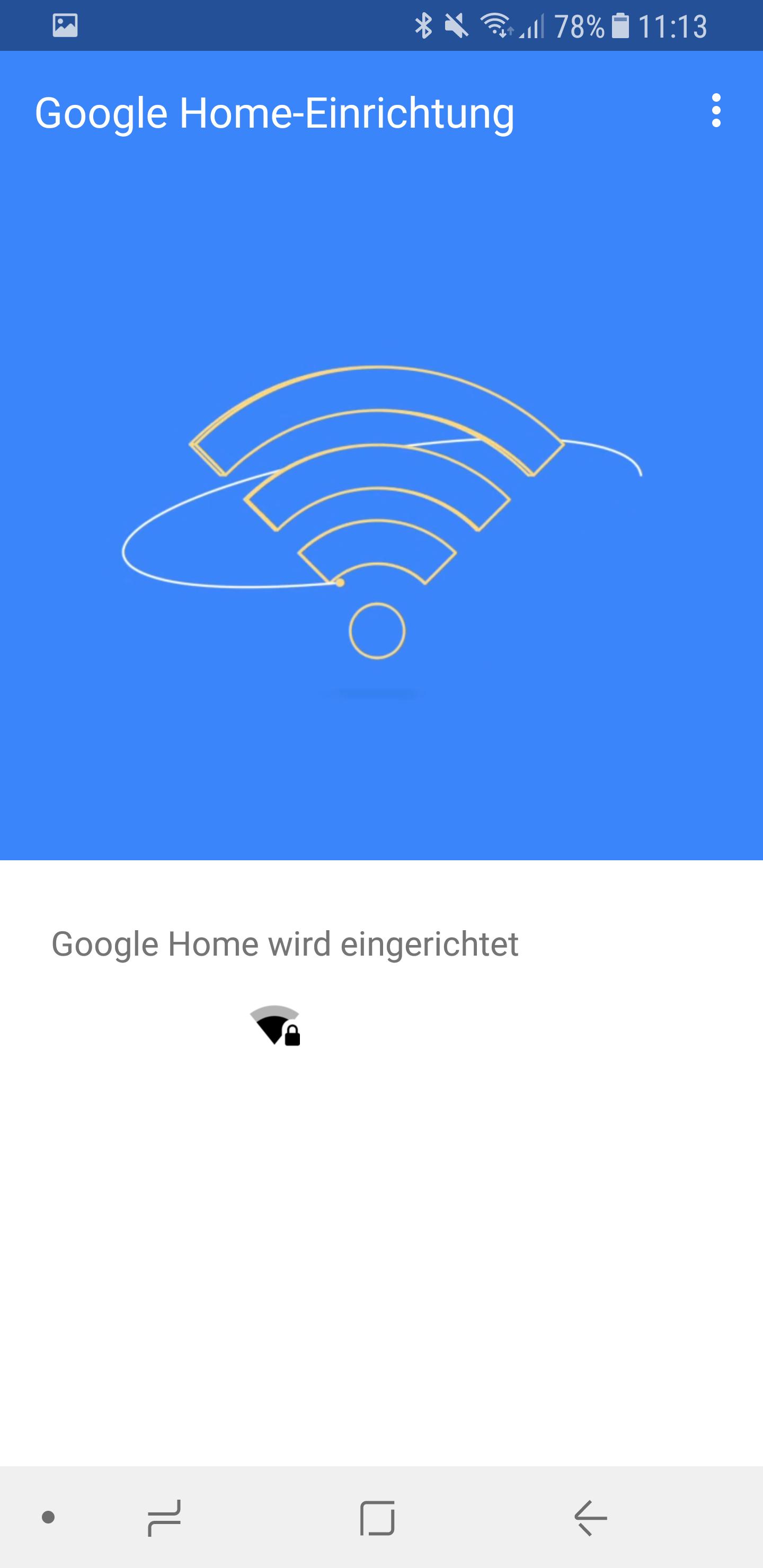Google Home installieren und in Betrieb nehmen 12
