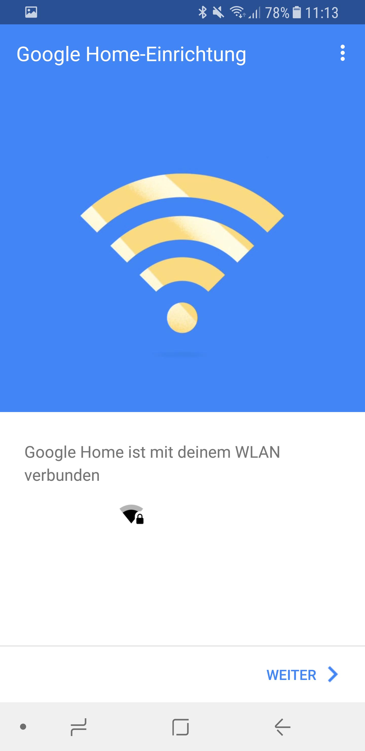 Google Home installieren und in Betrieb nehmen 13
