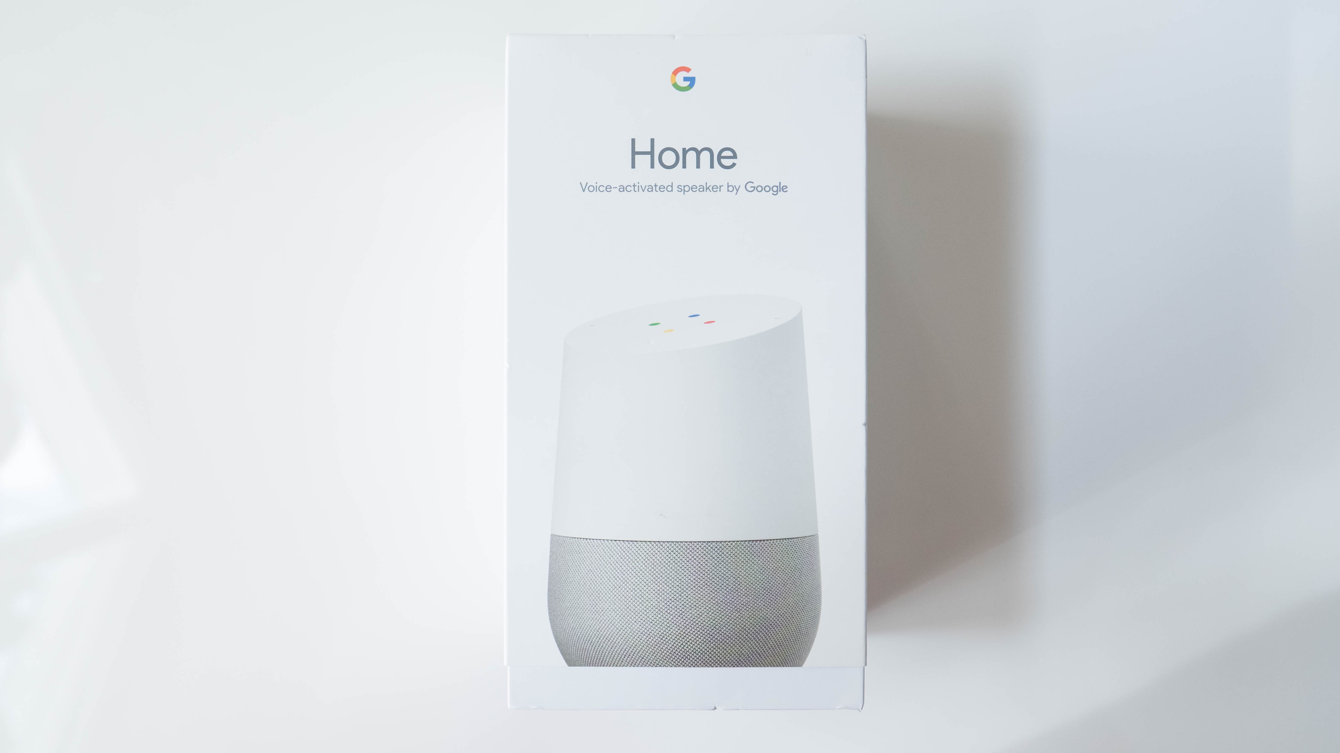 Google-Home-Verpackung