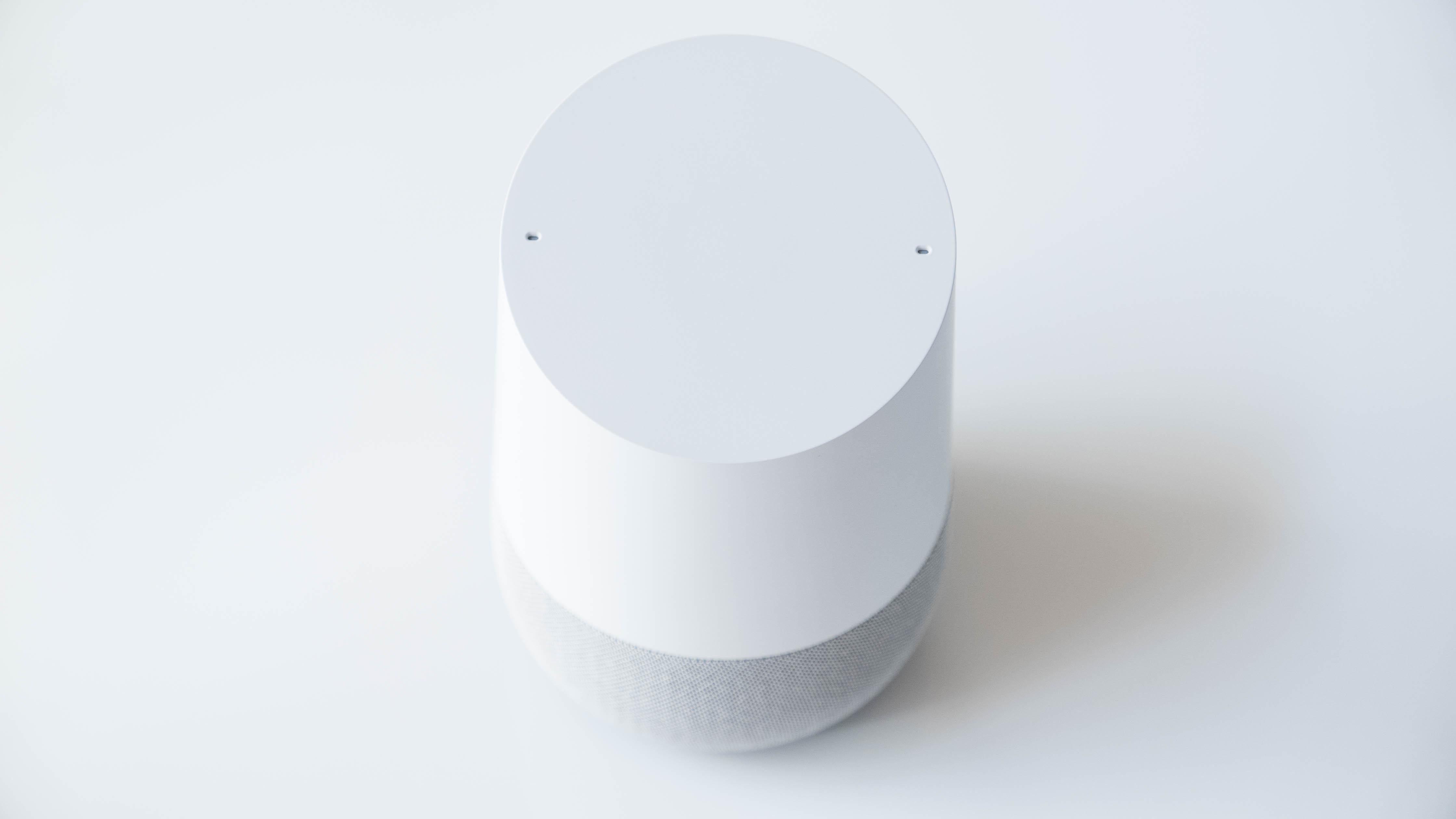 Google-Home-vorne