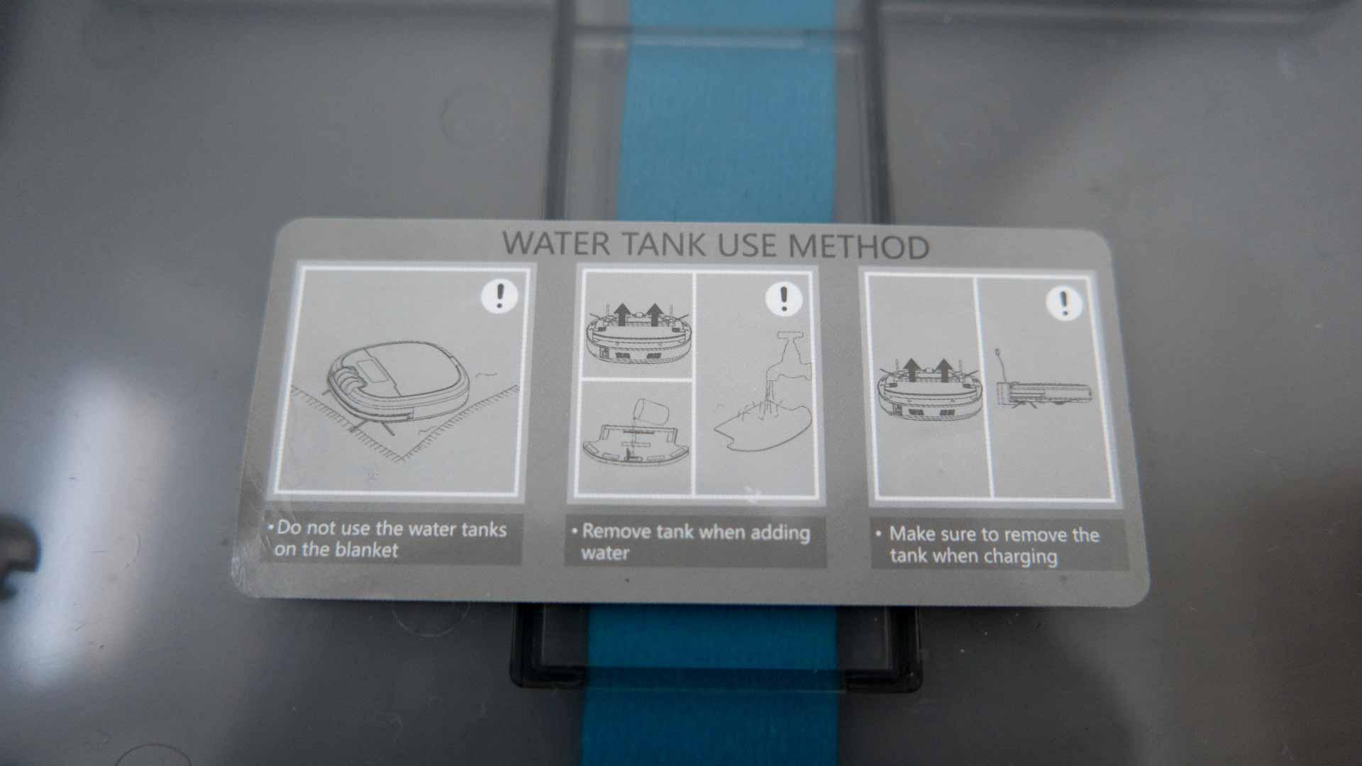 Haier xShuai HXS C3 Wassertank 4