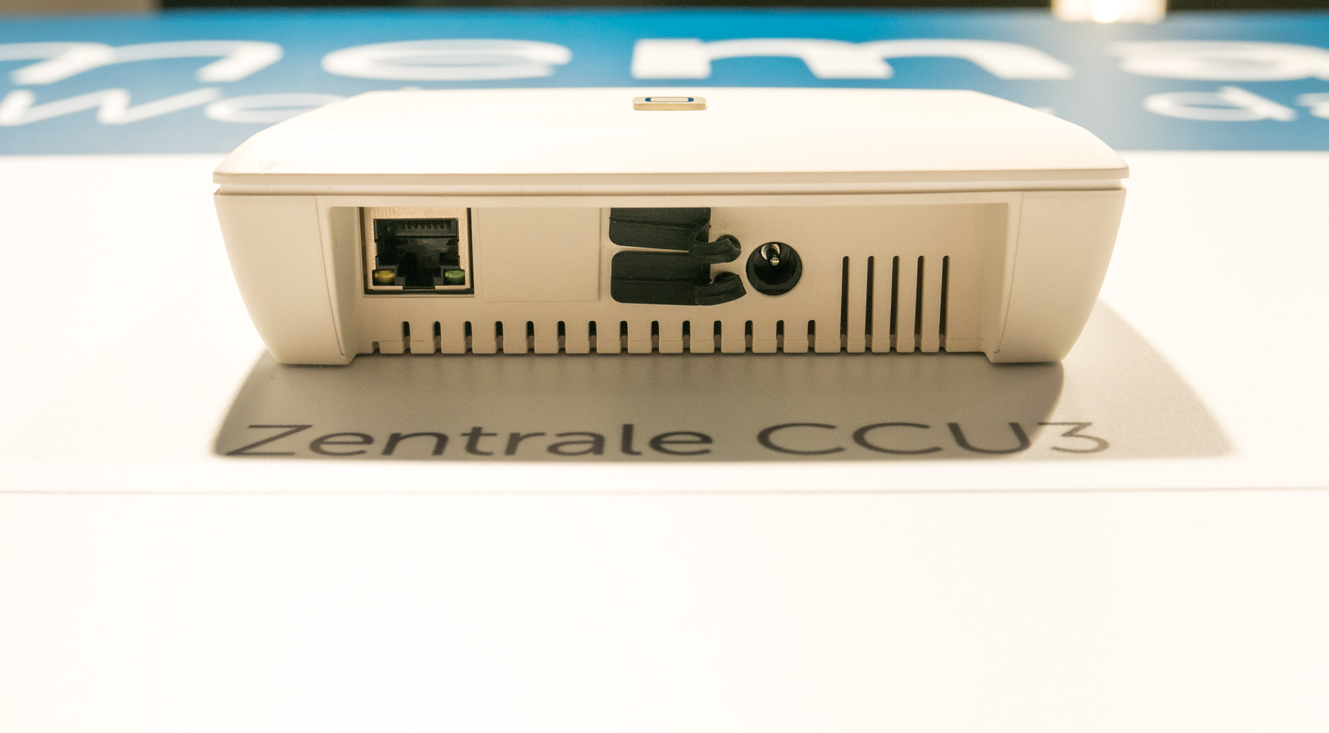 Homematic CCU3 04