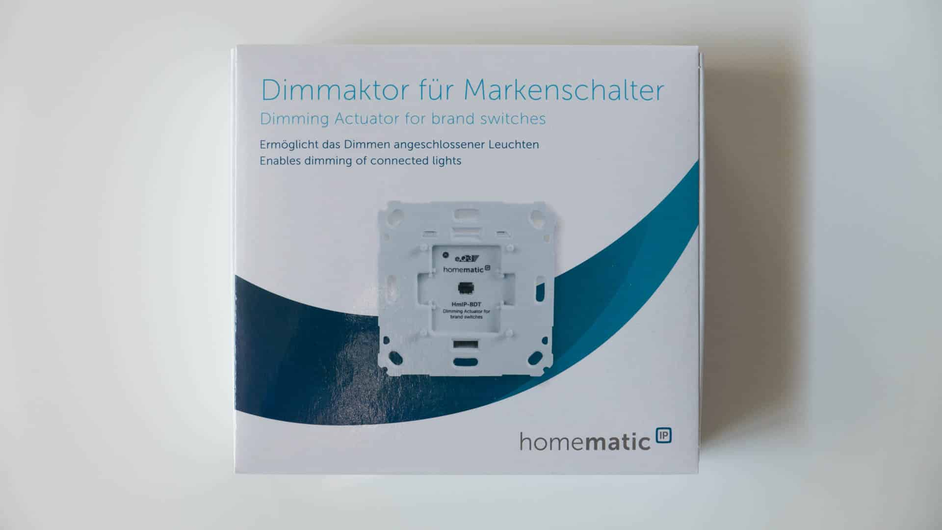 Homematic-IP-Dimmaktor-Verpackung