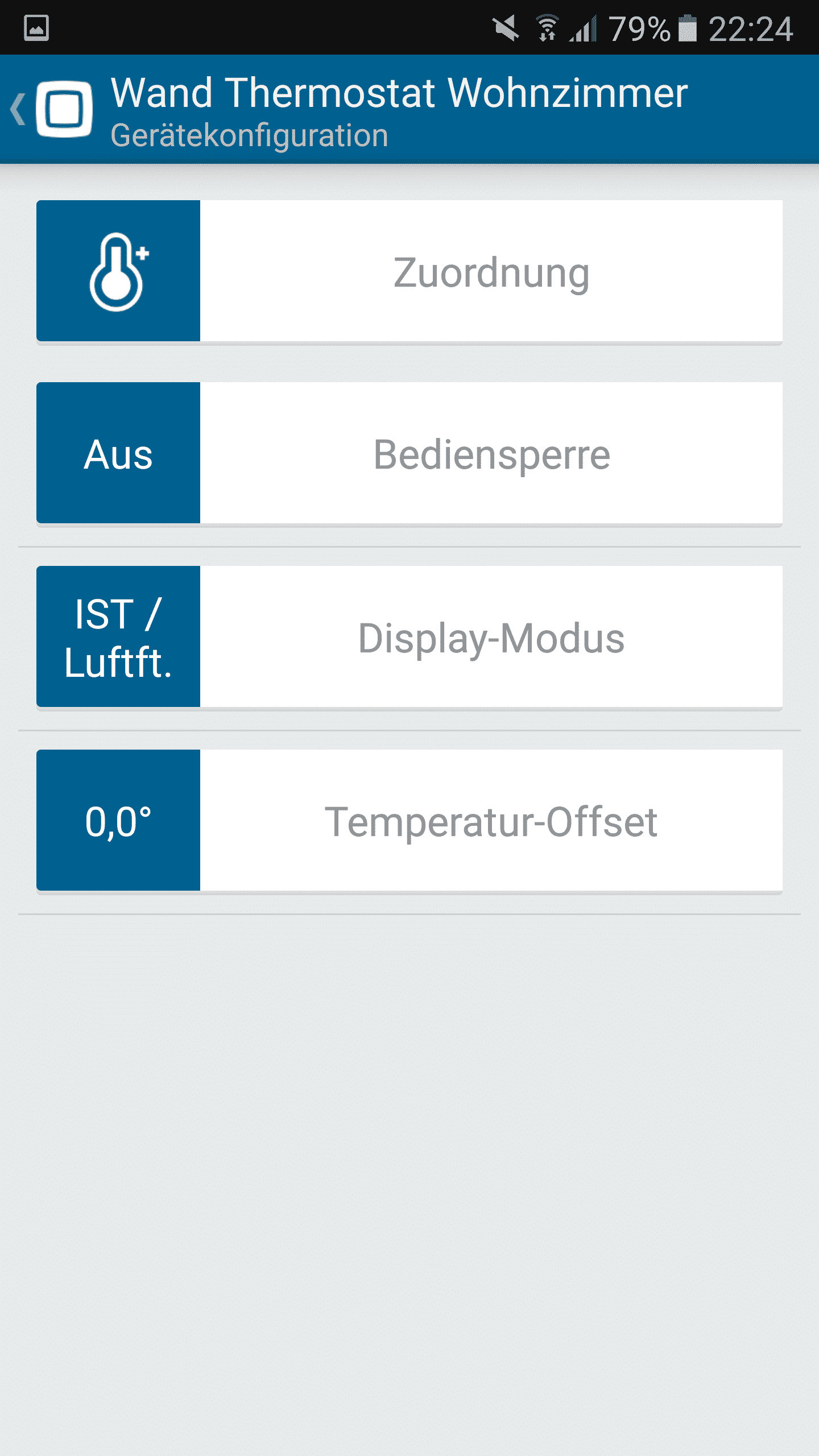 Homematic-IP-Wandthermostat-Einstellungen