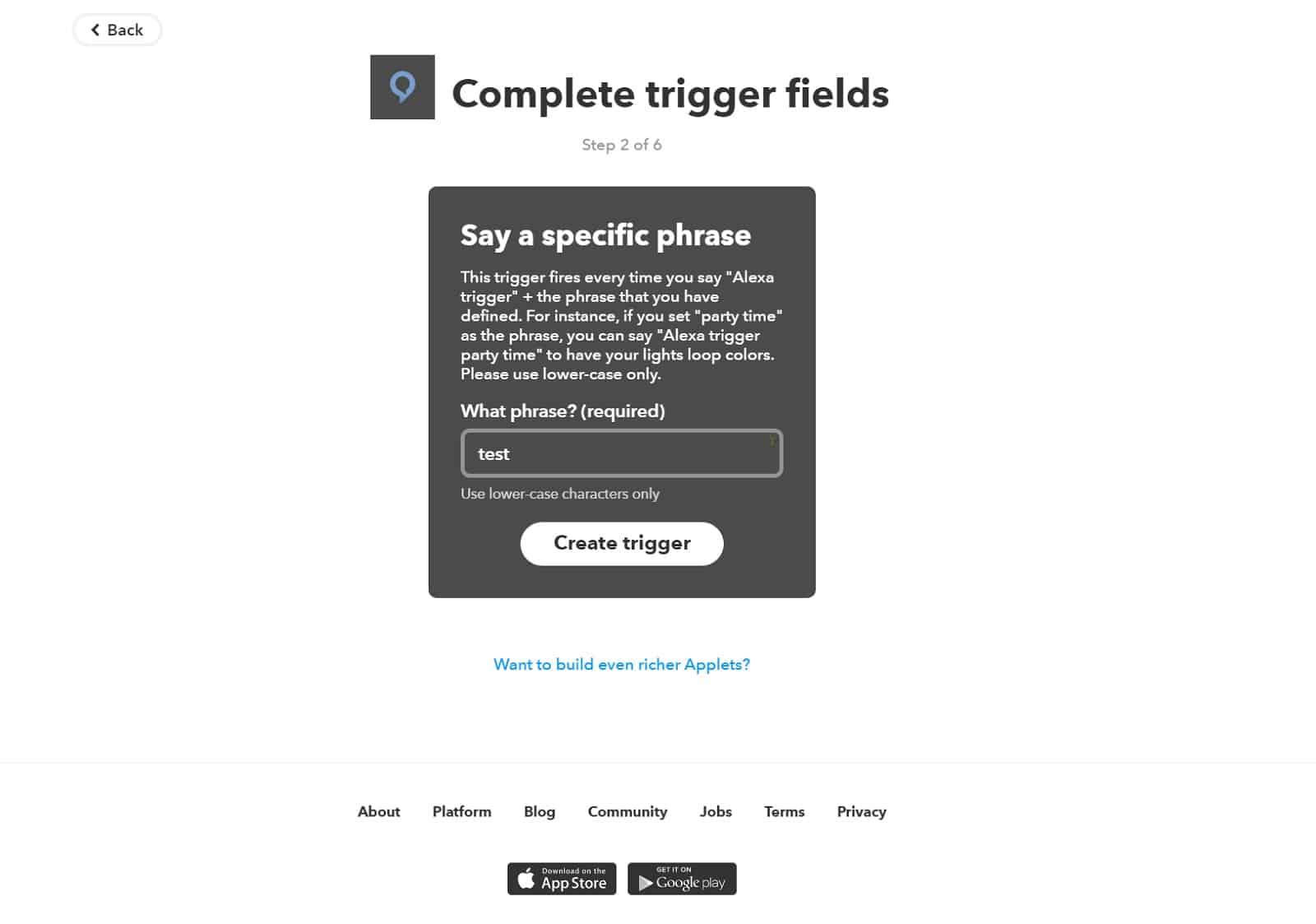 IFTTT-Applet-erstellen-6