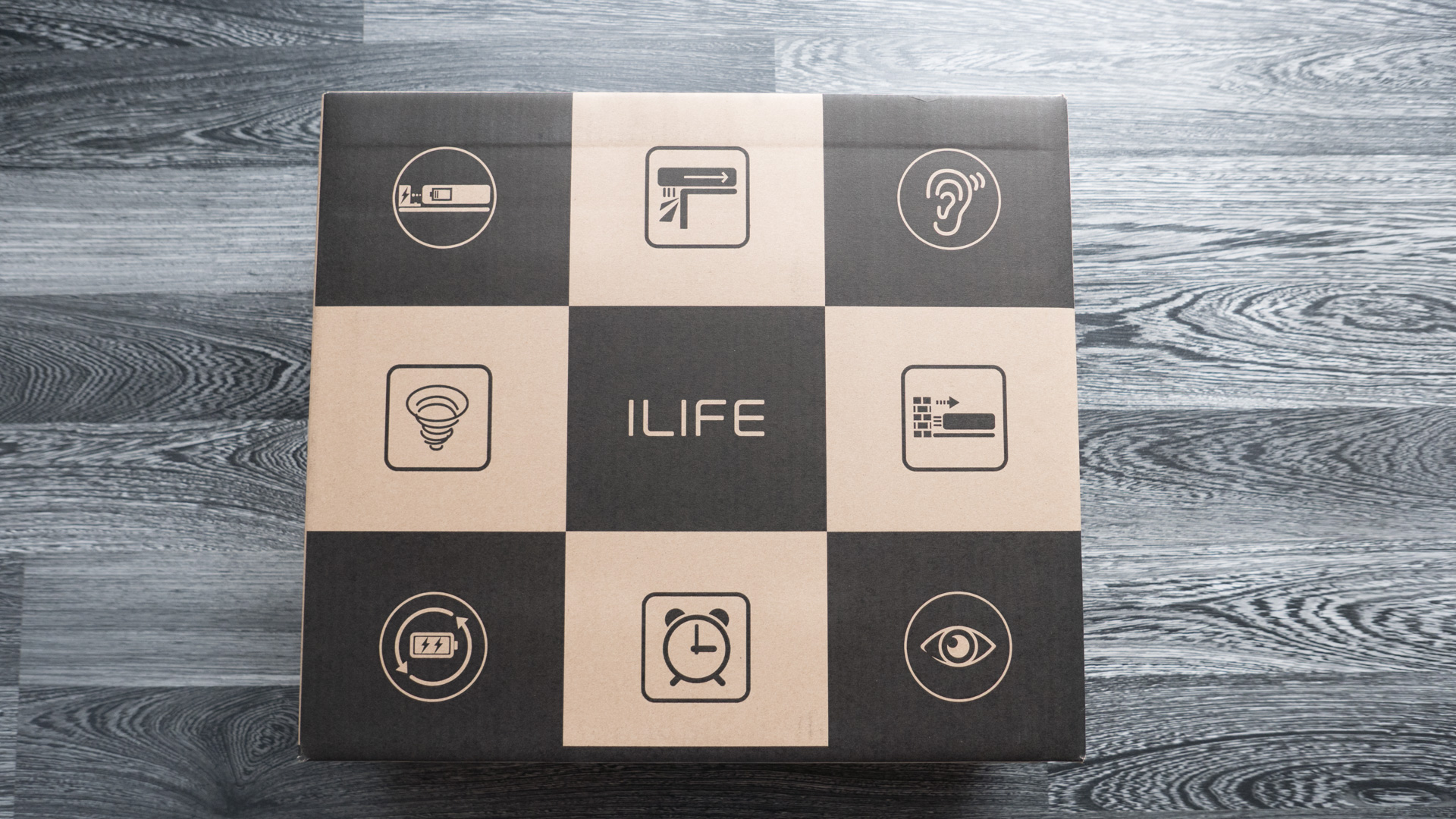 ILIFE A8 Unboxing 04