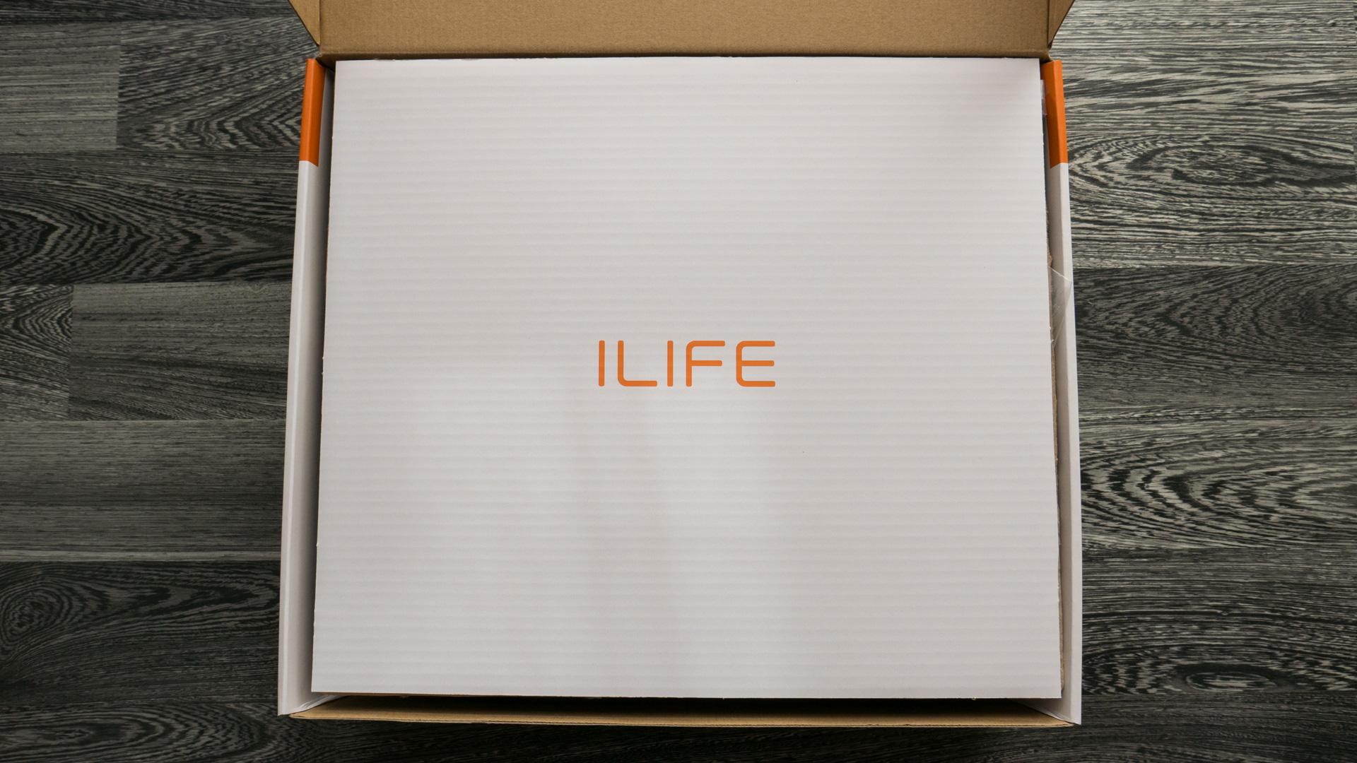 ILIFE V4 Unboxing 14
