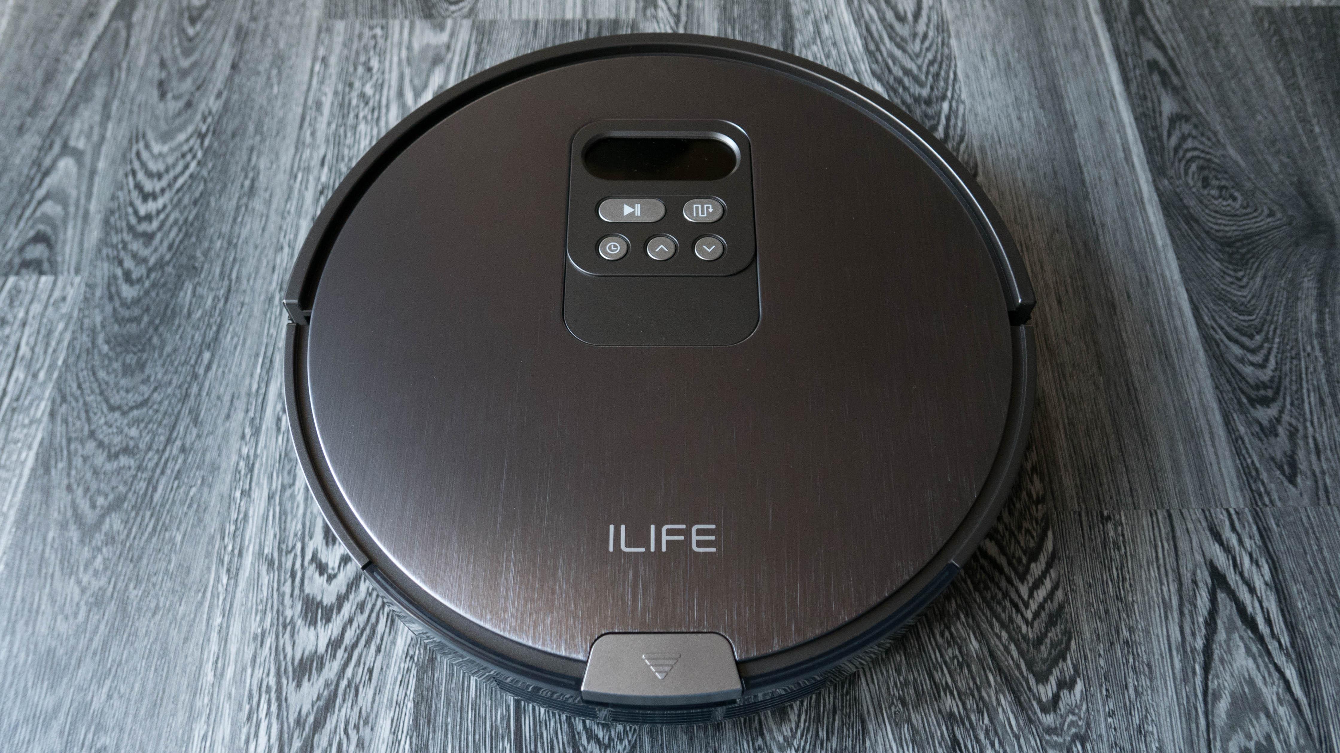 ILIFE V80 Details 1