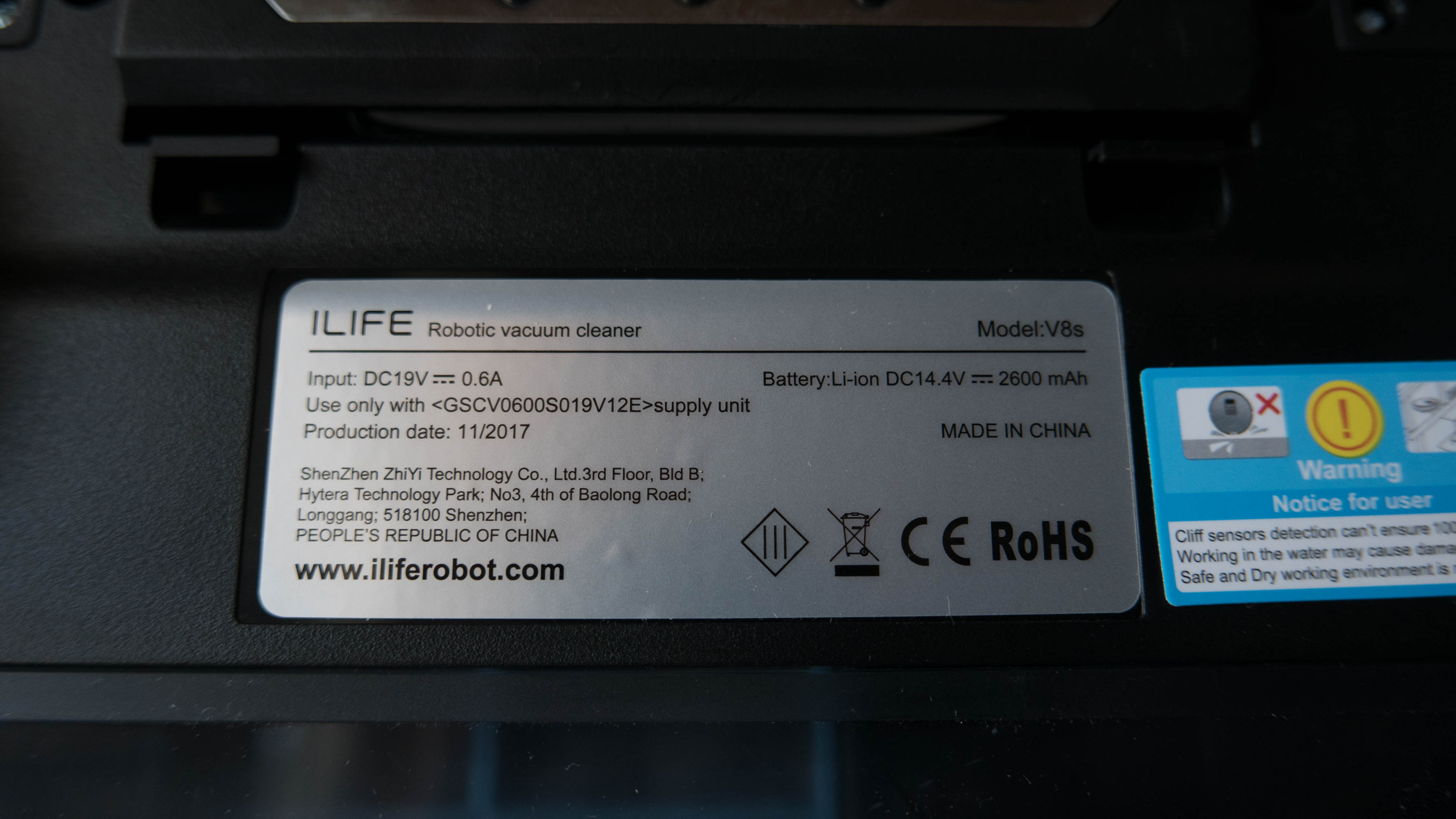 ILIFE V80 Details 15