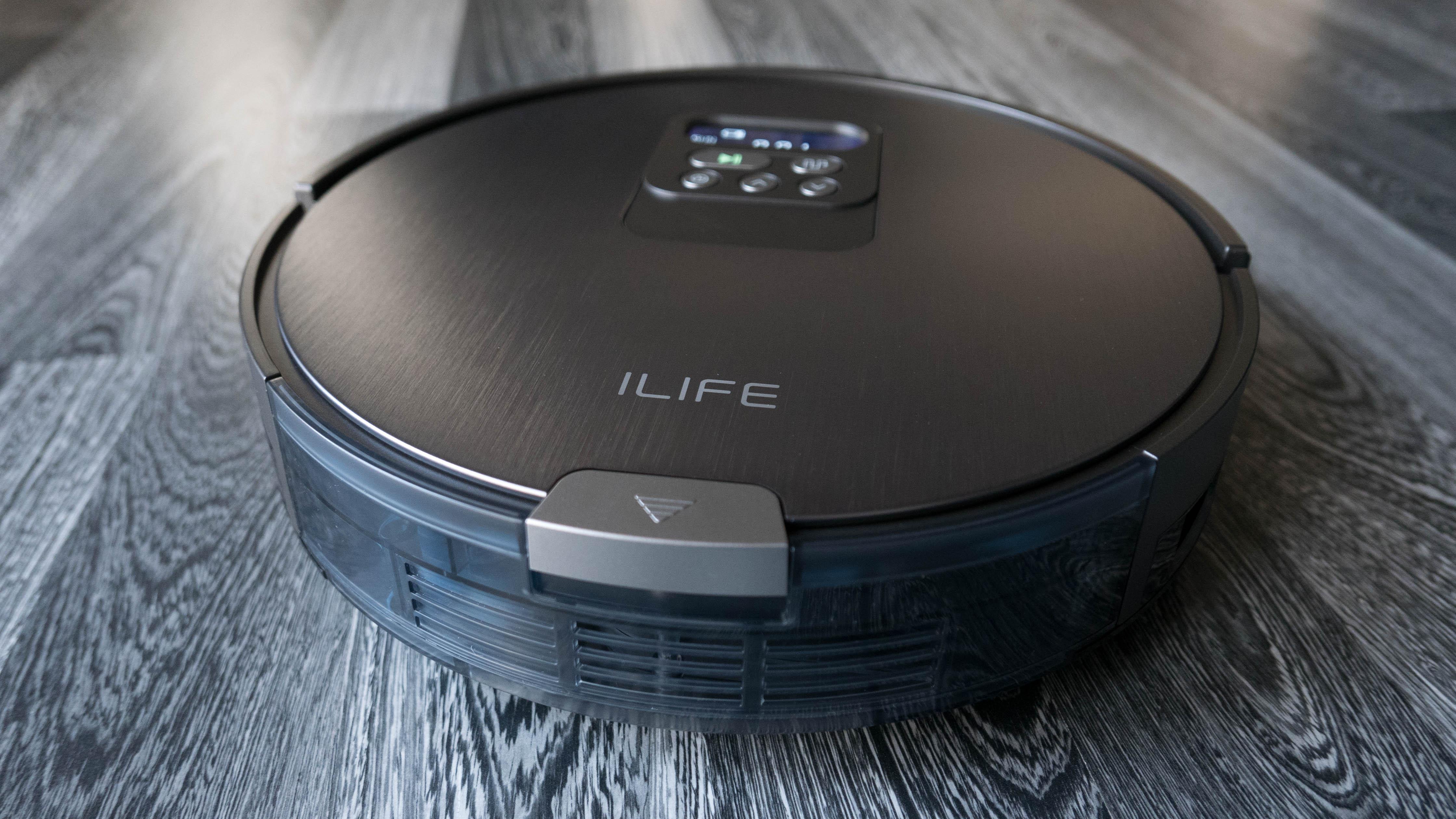 ILIFE V80 Details 7