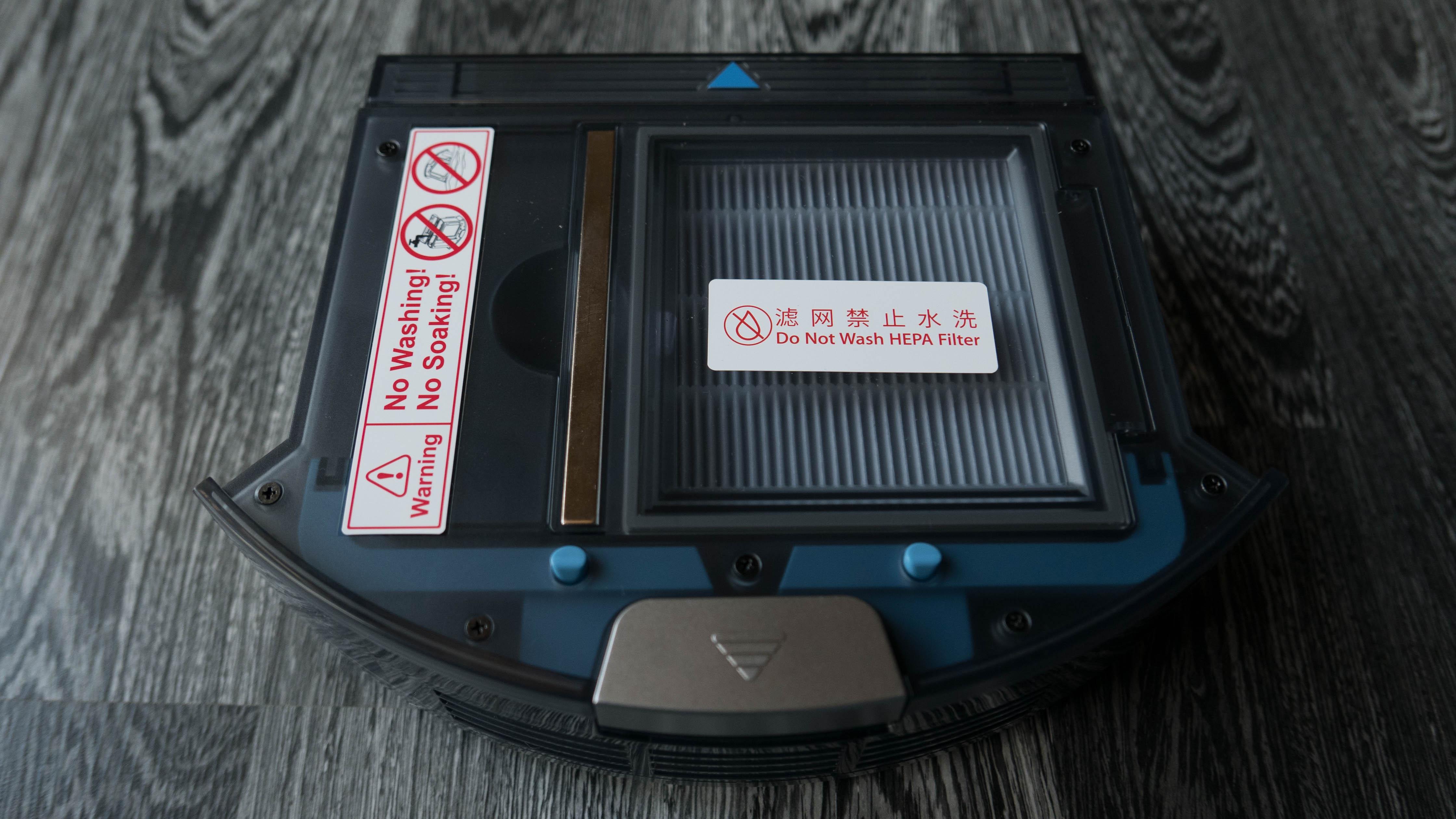 ILIFE V80 Staubbehälter 2
