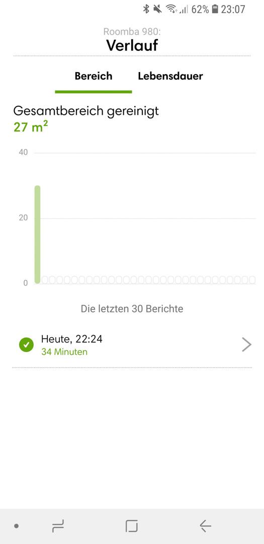 iRobot Roomba 980 App Details 07