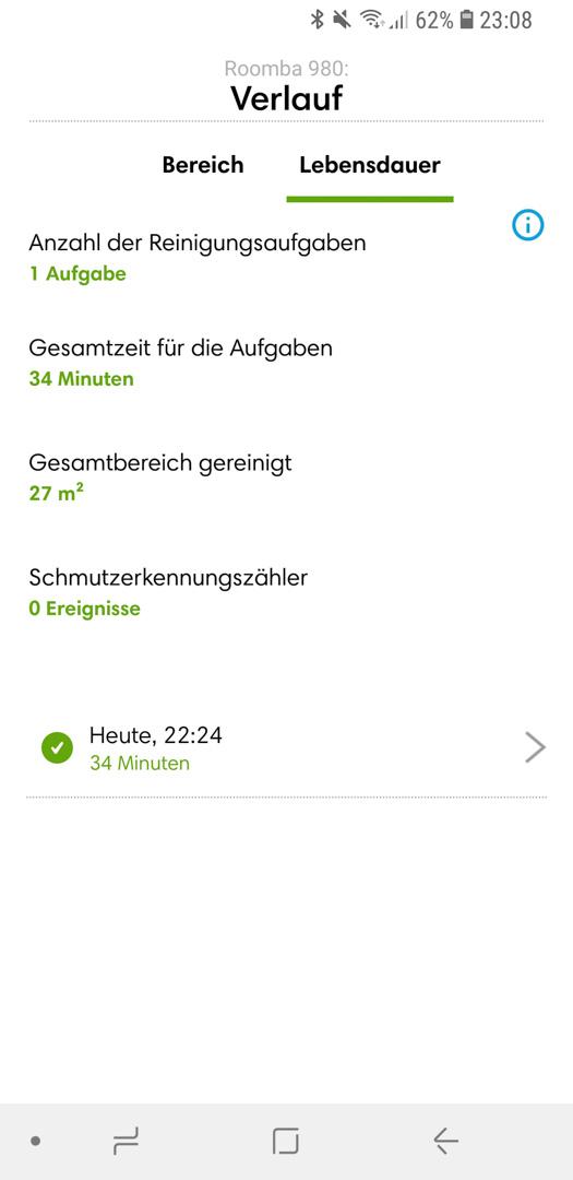 iRobot Roomba 980 App Details 08