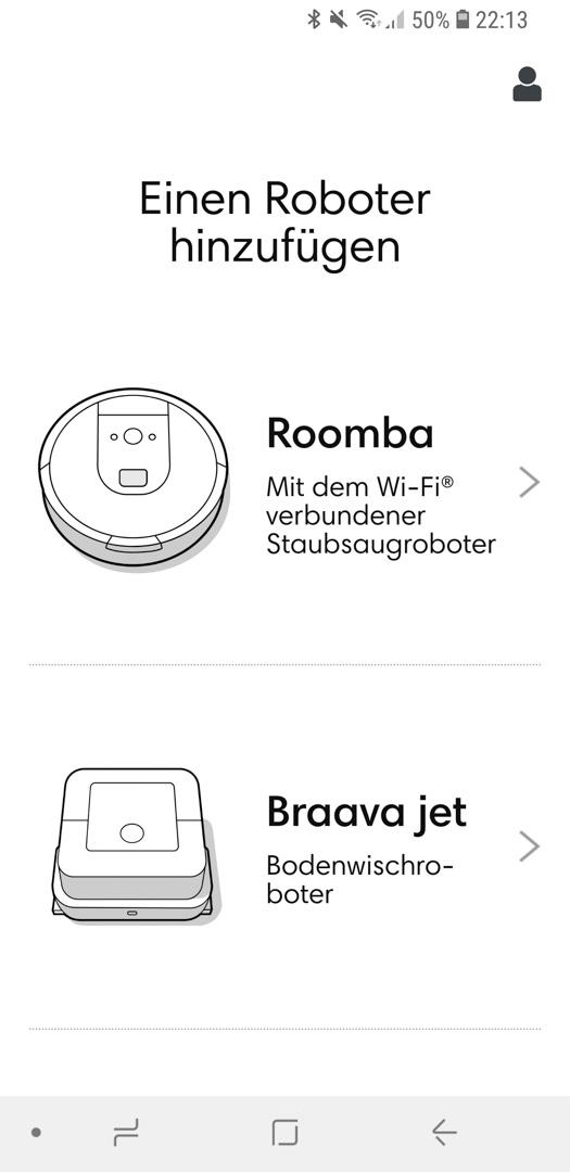 iRobot Roomba 980 App installieren 10