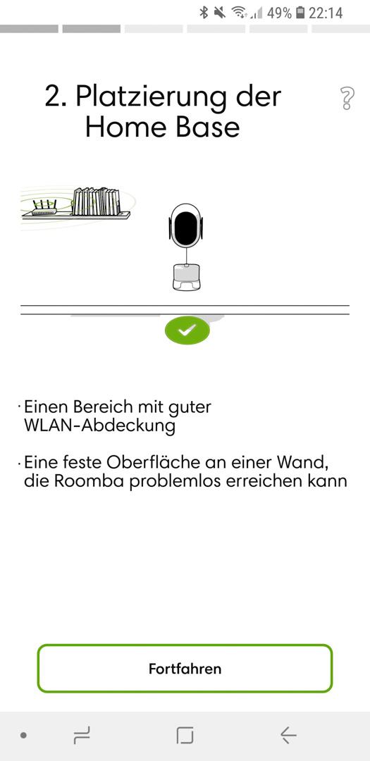 iRobot Roomba 980 App installieren 14
