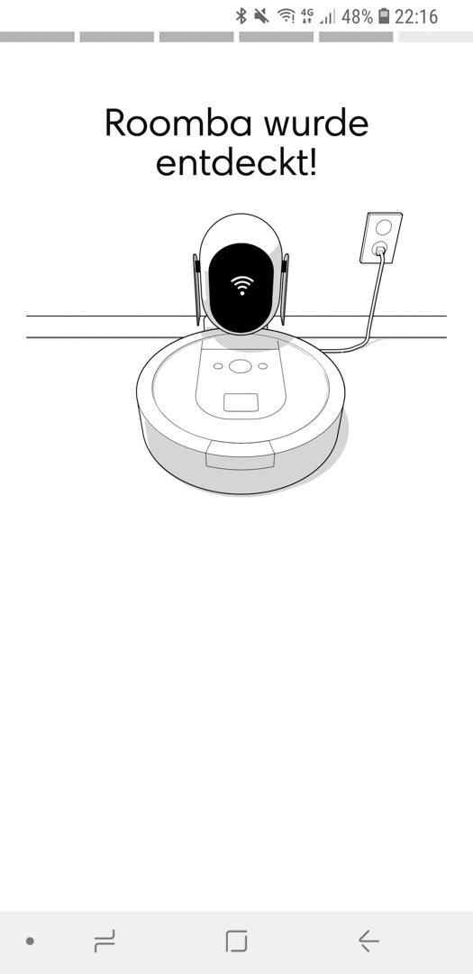 iRobot Roomba 980 App installieren 18