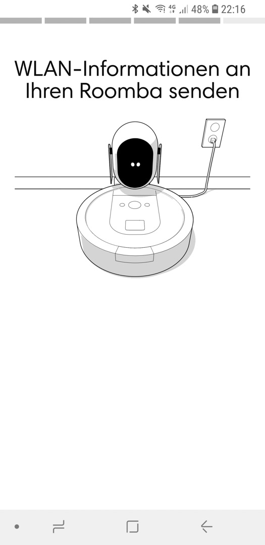 iRobot Roomba 980 App installieren 19