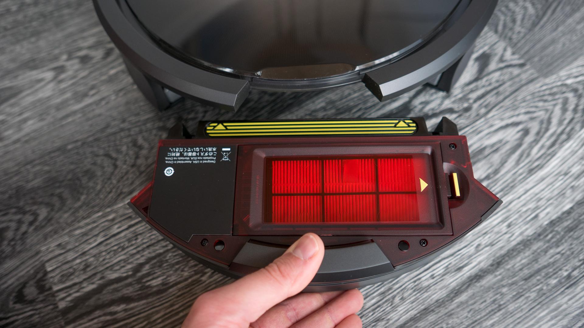 iRobot Roomba 980 Details 10