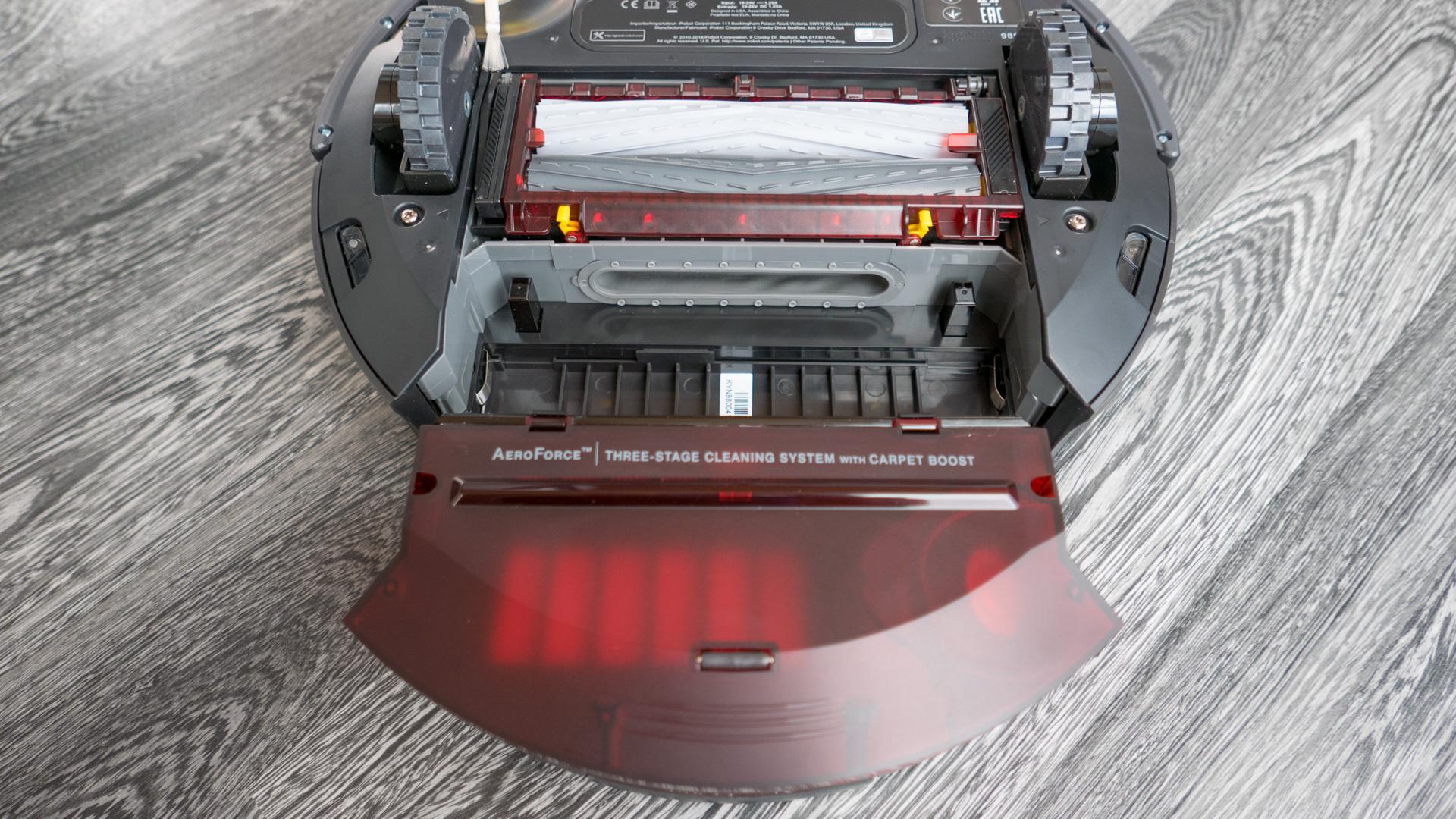 iRobot Roomba 980 Details 18