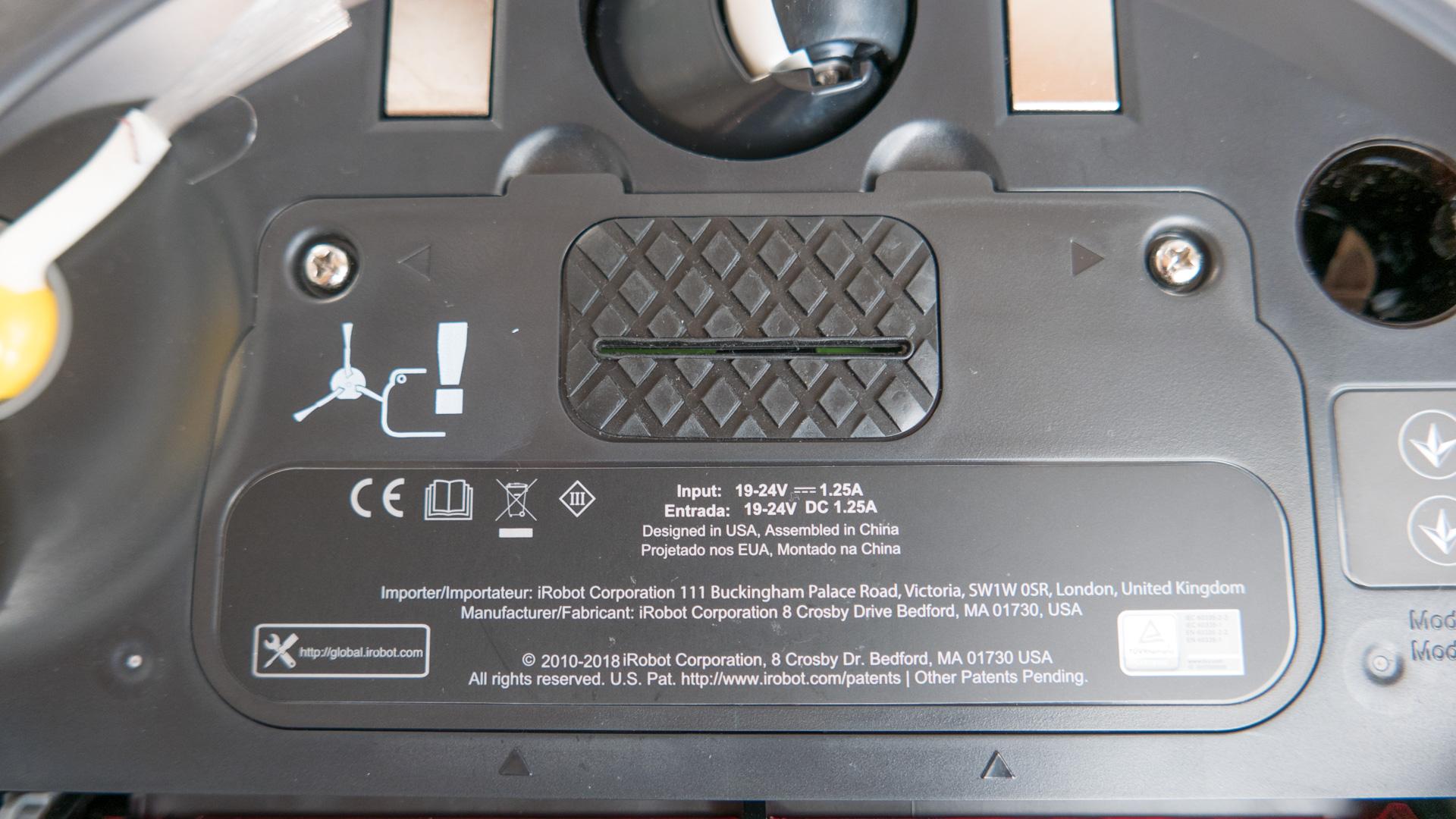 iRobot Roomba 980 Details 25