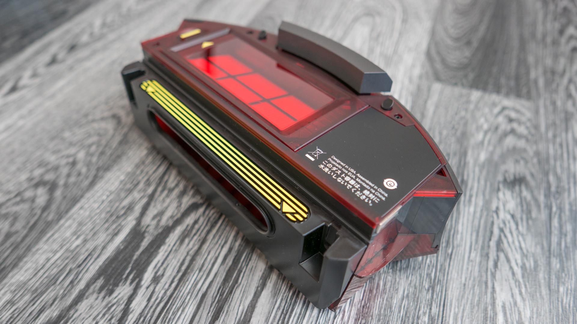 iRobot Roomba 980 Staubbehälter 05