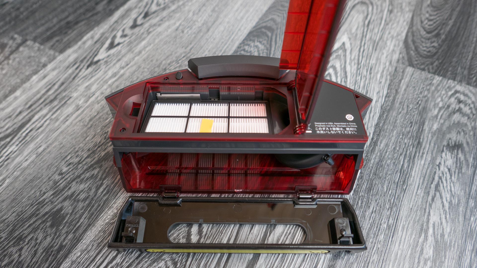 iRobot Roomba 980 Staubbehälter 10