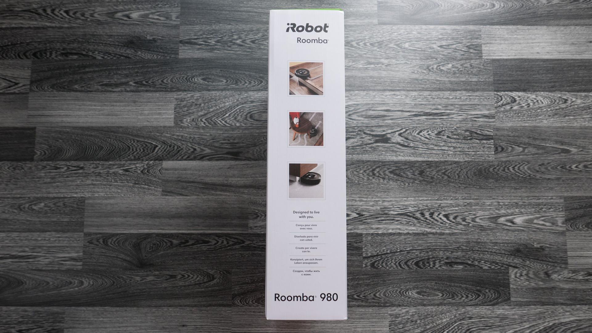 iRobot Roomba 980 Unboxing 04
