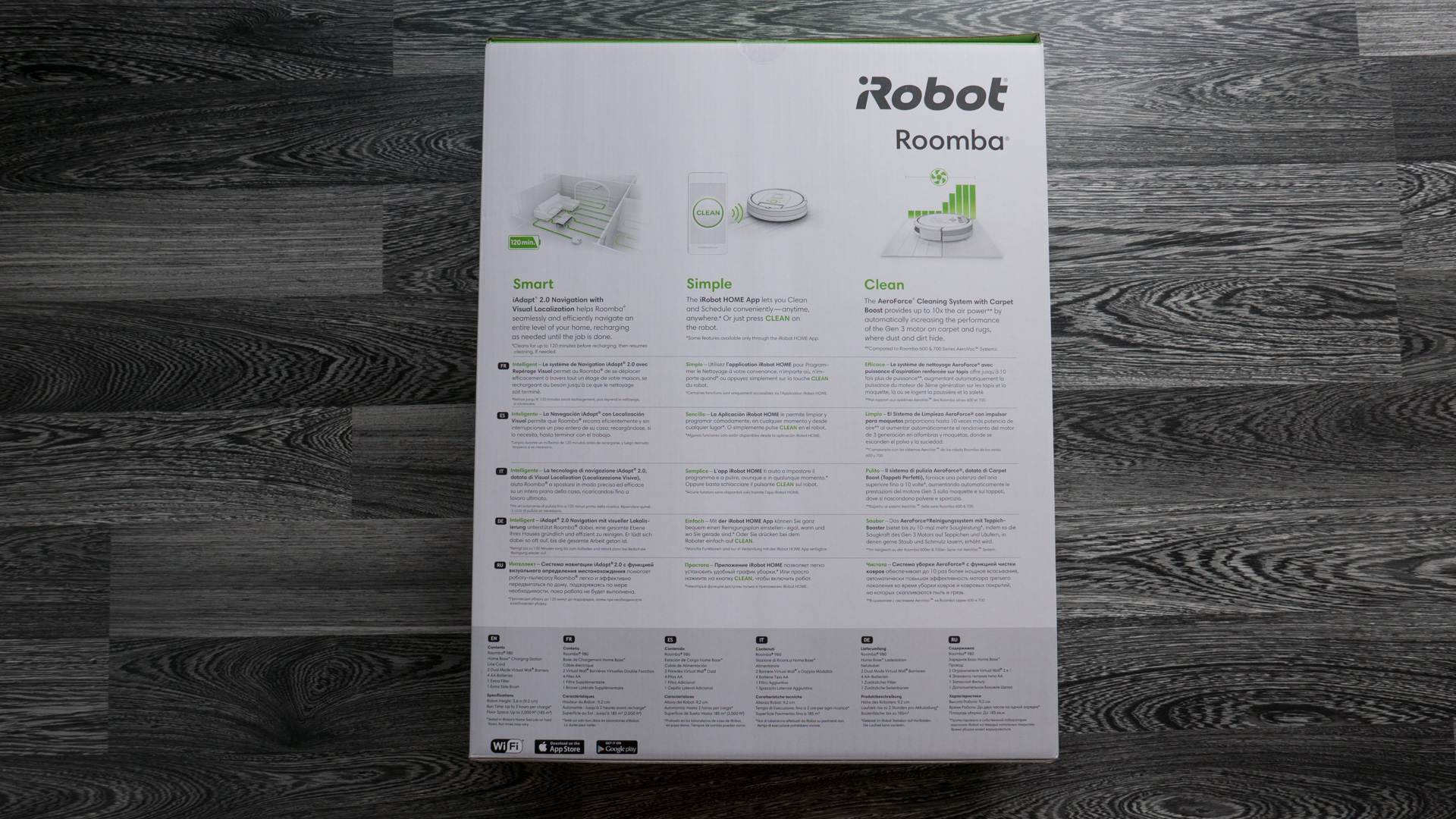 iRobot Roomba 980 Unboxing 05