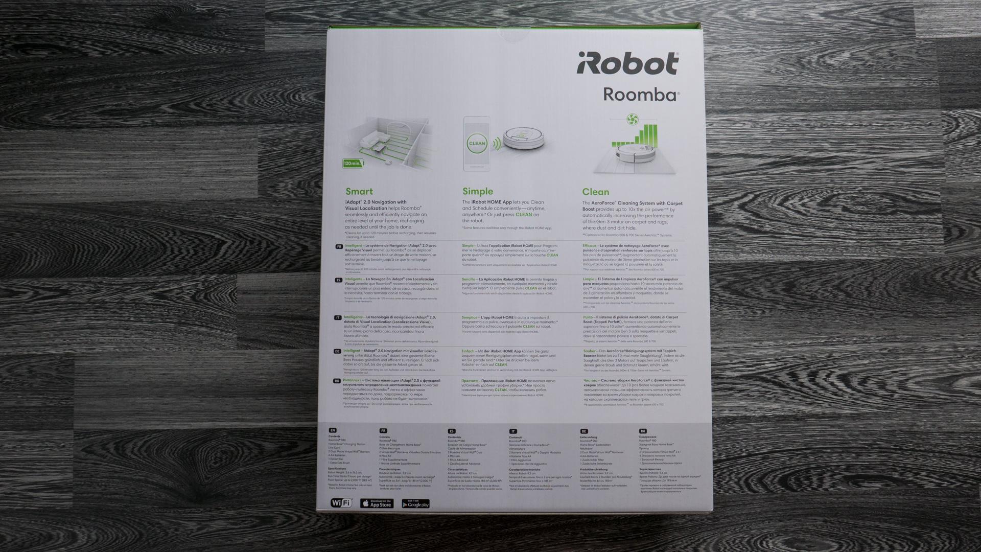 iRobot Roomba 980 Unboxing 05