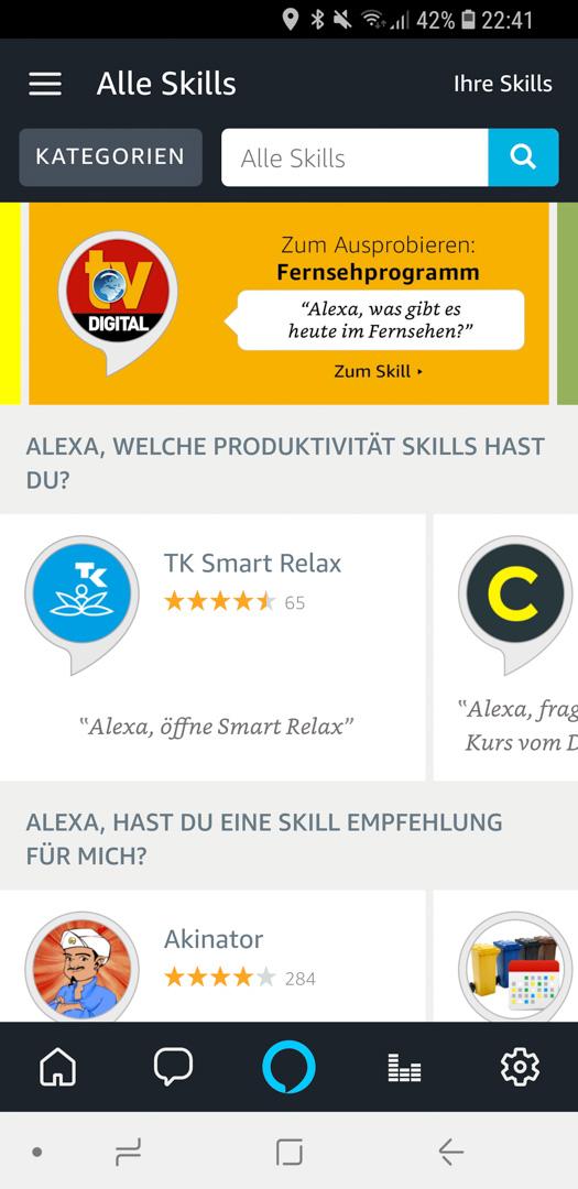 iRobot Roomba mit Alexa 07
